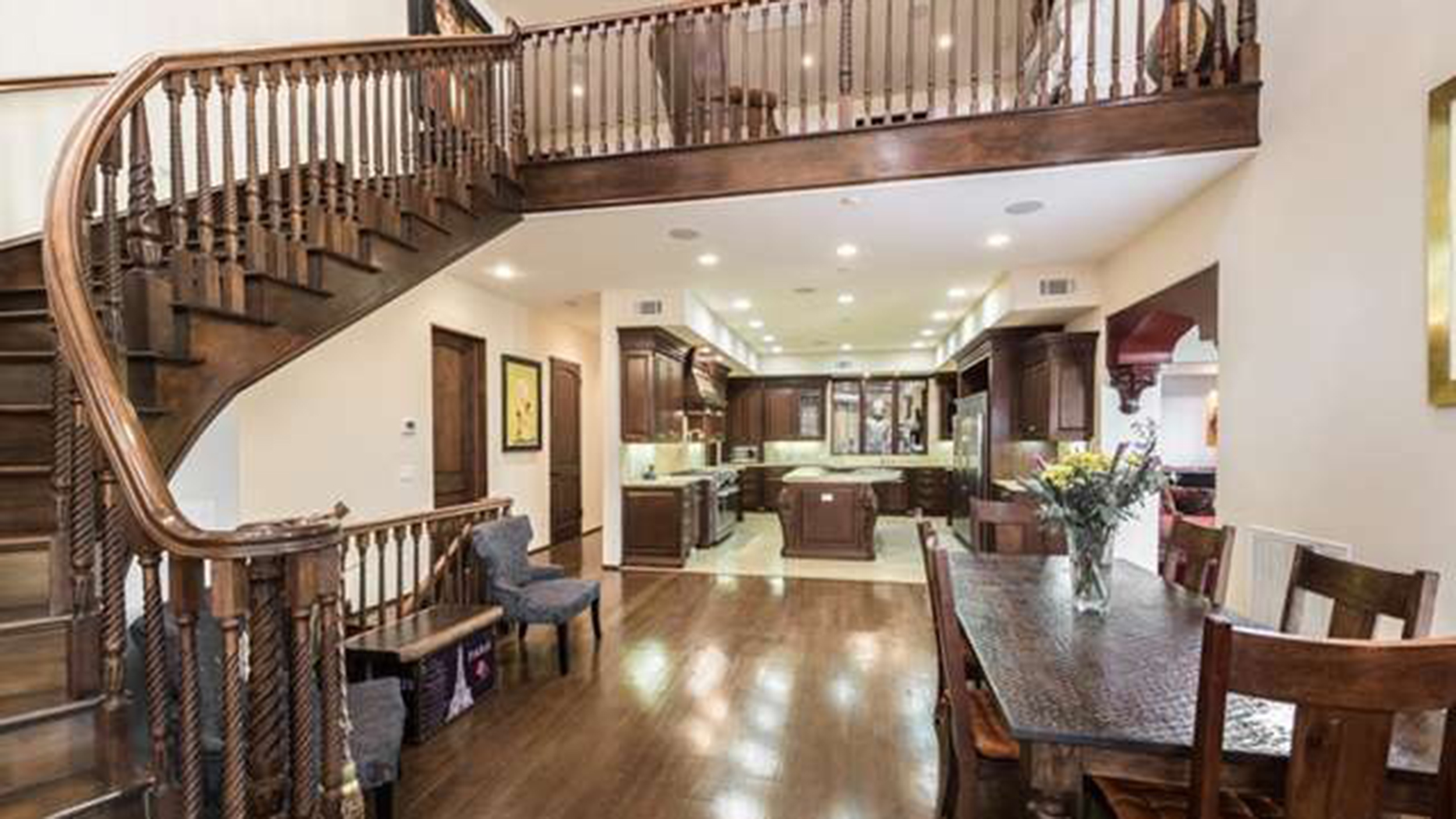 Golden Globe Winner Taraji P Henson Lists Her Hollywood Home Check It Out