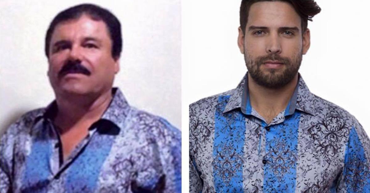 Clothing retailer barabas uses 39 el chapo 39 drug lord to for Chapo guzman shirt brand