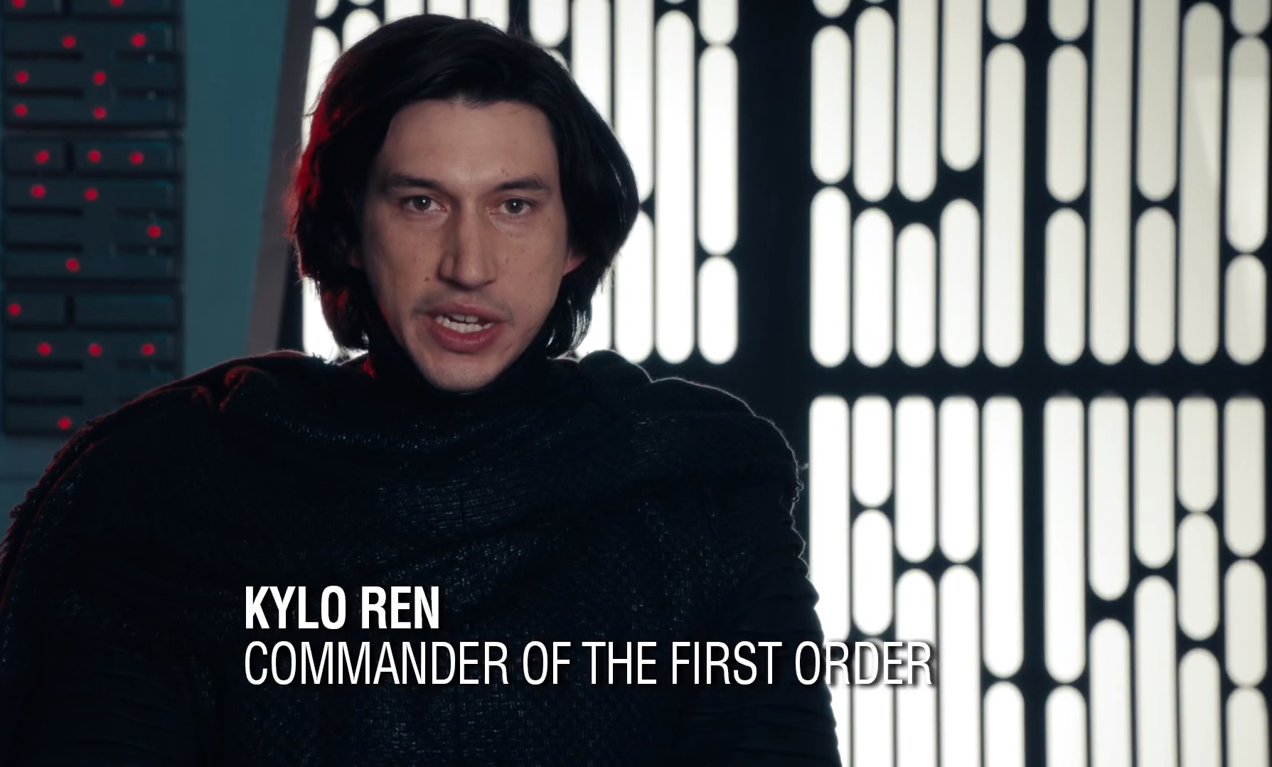 In Snl Undercover Boss Parody Adam Drivers Kylo Ren Enters