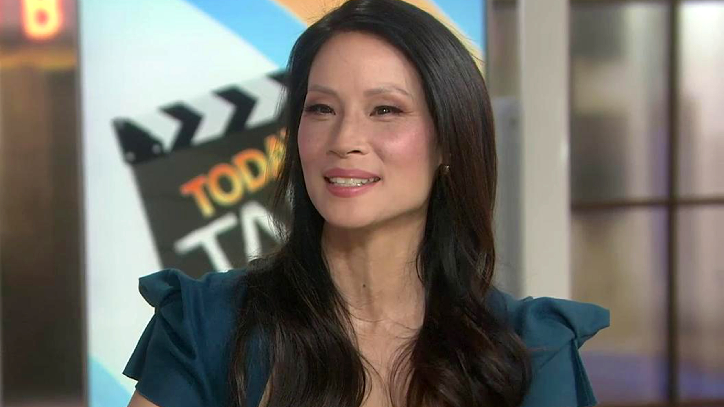 Lucy Liu says 'Kung Fu Panda 3' will be a 'legacy' for her infant son - TODAY.com