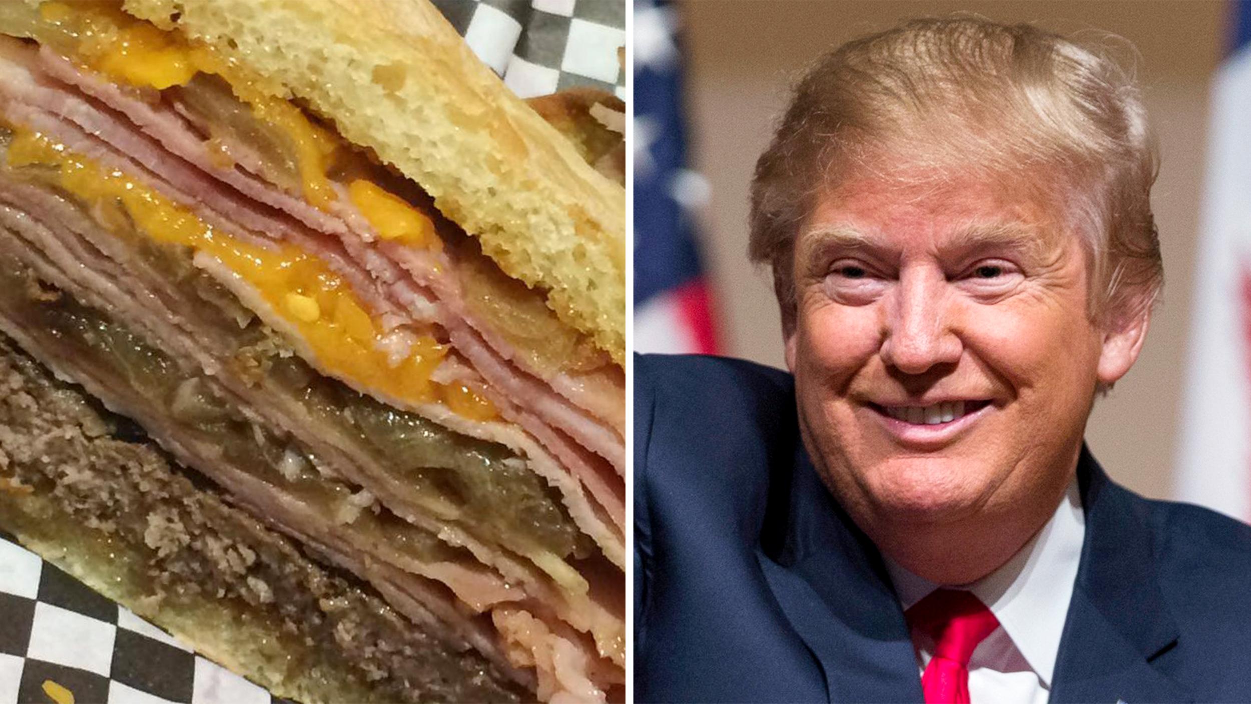 Trump Burger
