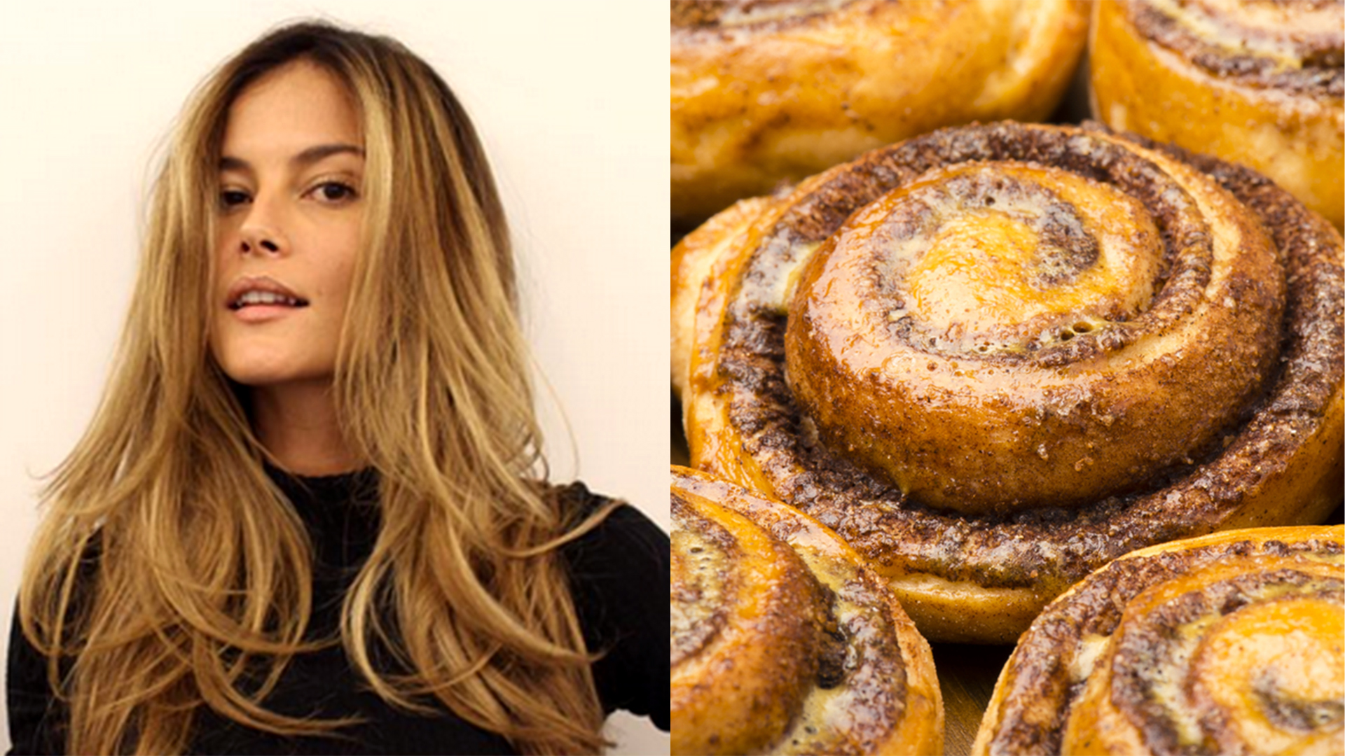 Homemade Rose Food Cinnamon Swirl Hair Is Latest Trend Spicing Up Women S