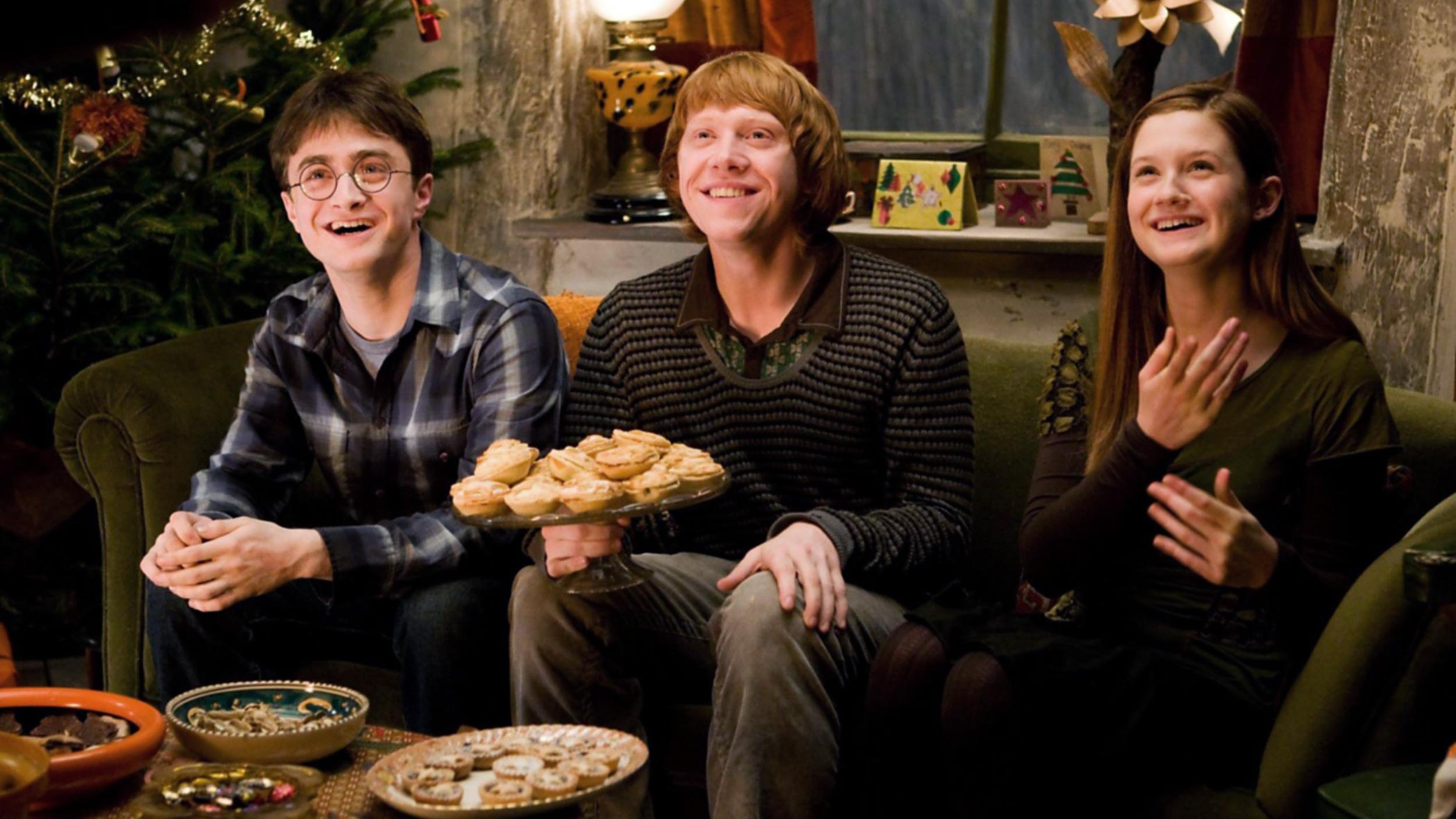 'Harry Potter' fans, get ready for feels! This Weasley ...  'Harry Pott...