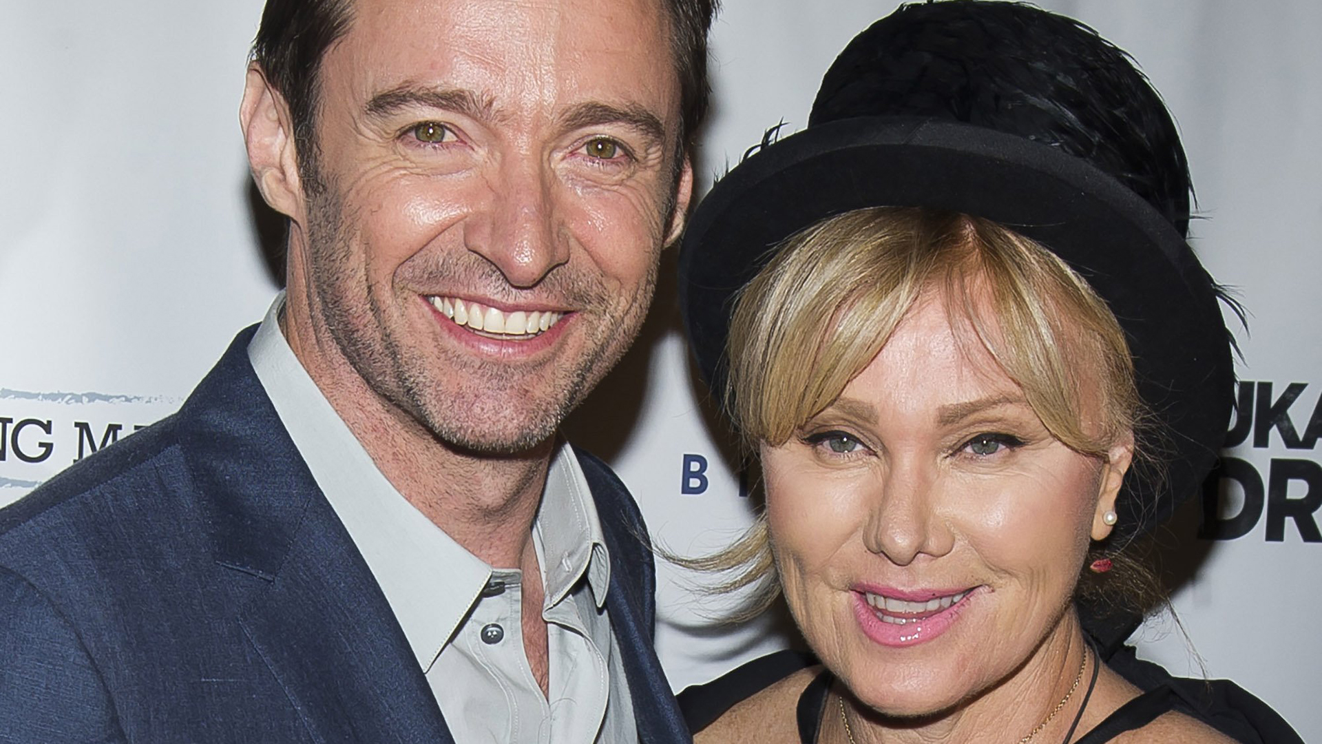 Hugh Jackman gushes about why meeting his wife was ...