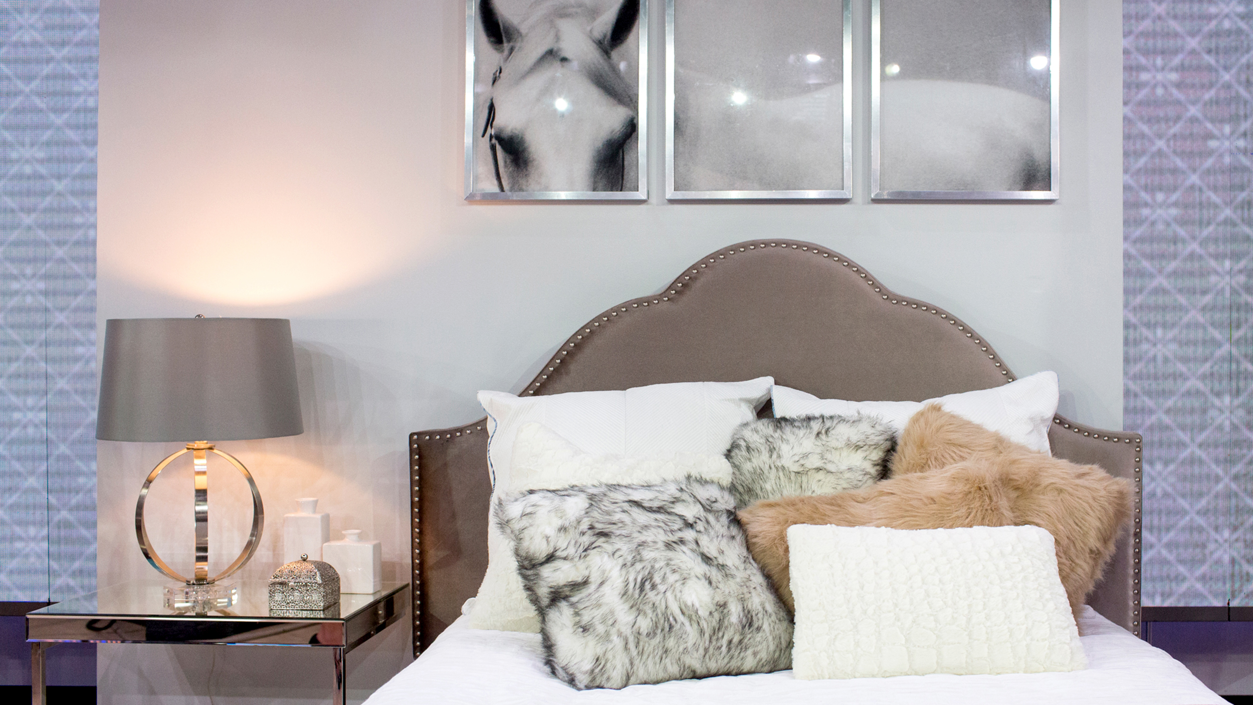 Decorating ideas david bromstad shares tips for living in for Home decorations for less