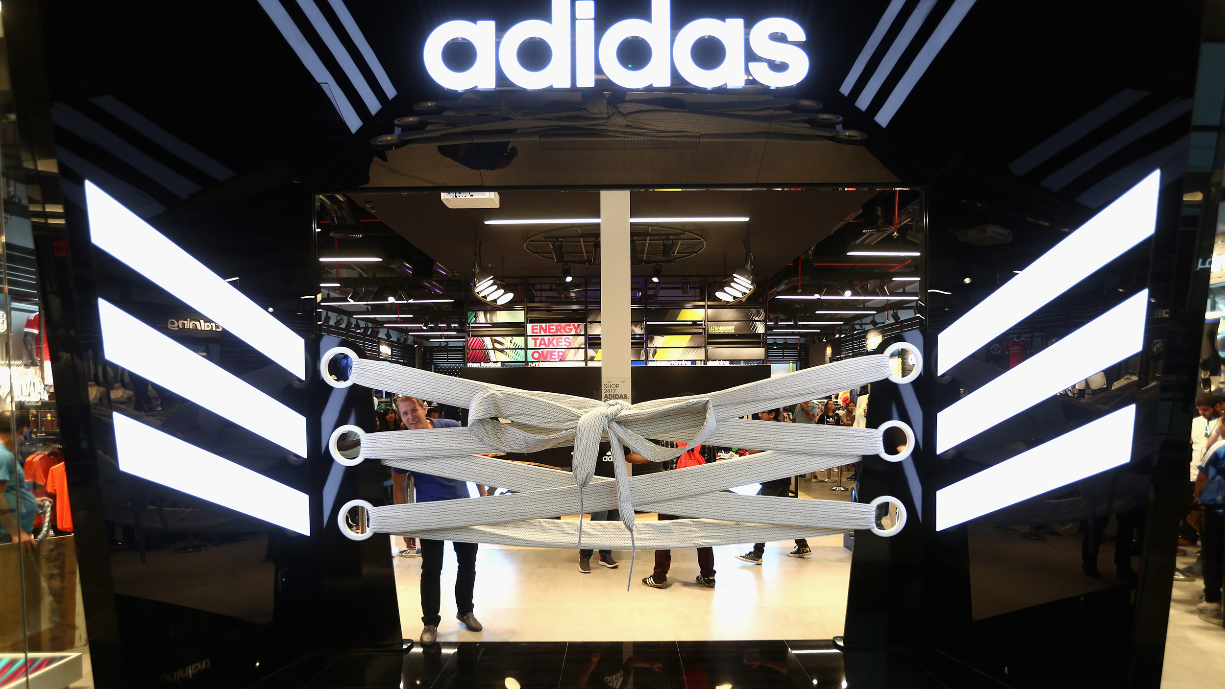 adidas store address paris