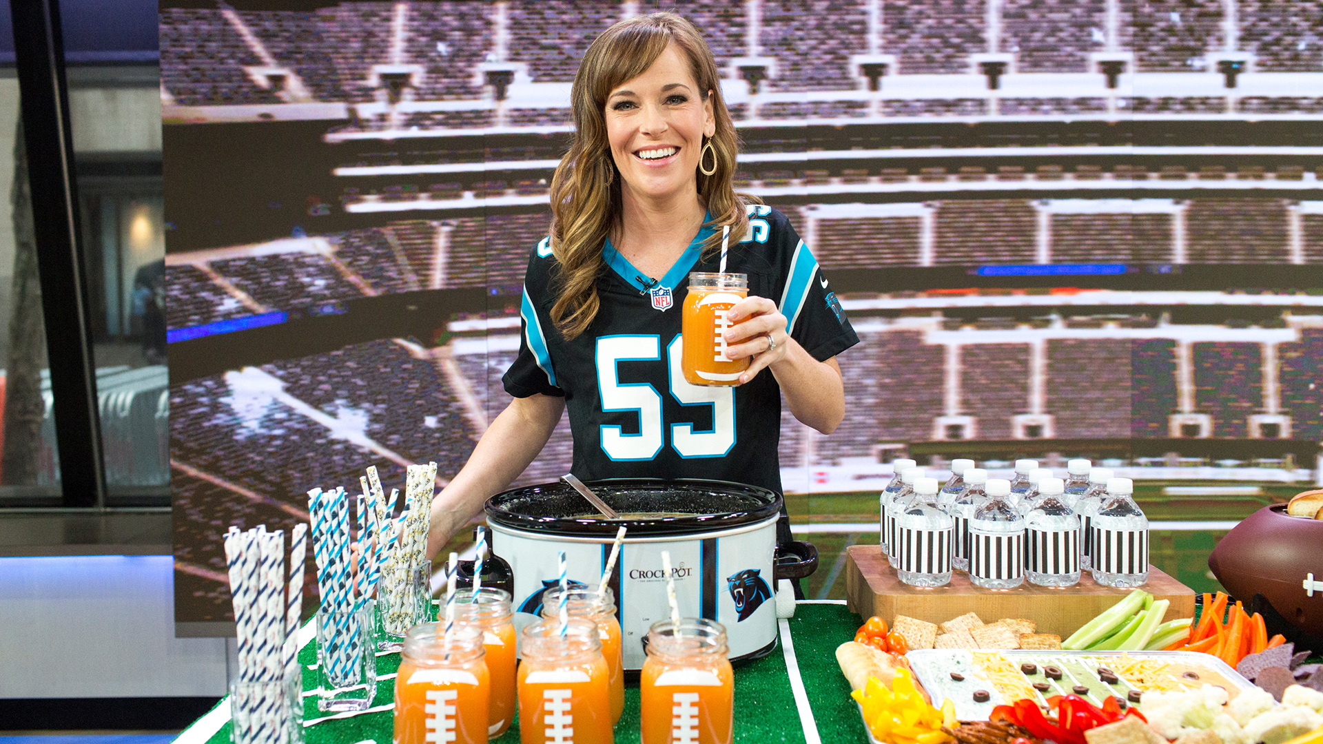 super bowl party ideas: from food to decor, here's how to nail your