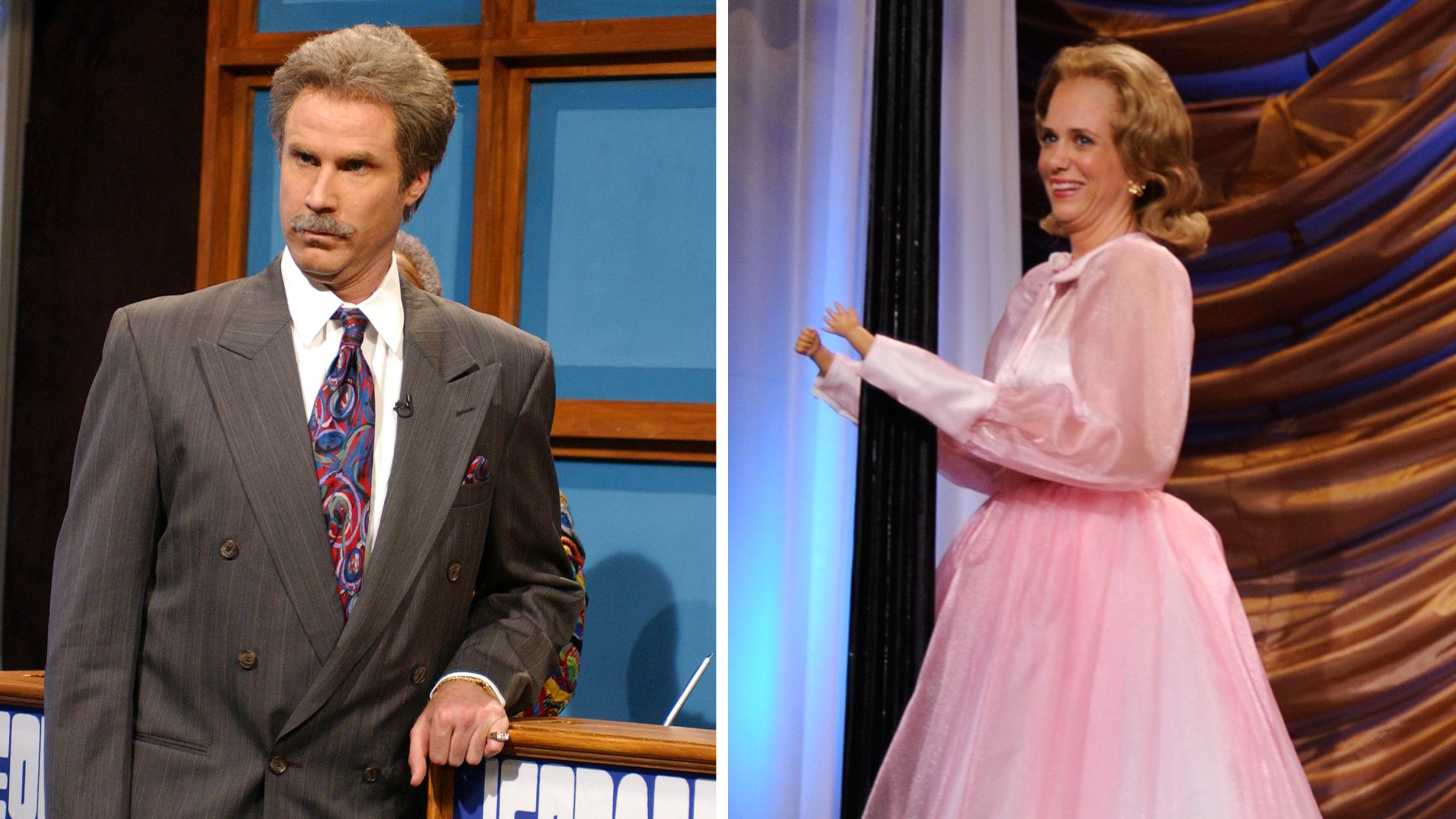 Will Ferrell Kristen Wiig Talk Their Hilarious Make Out Scene In Zoolander 2