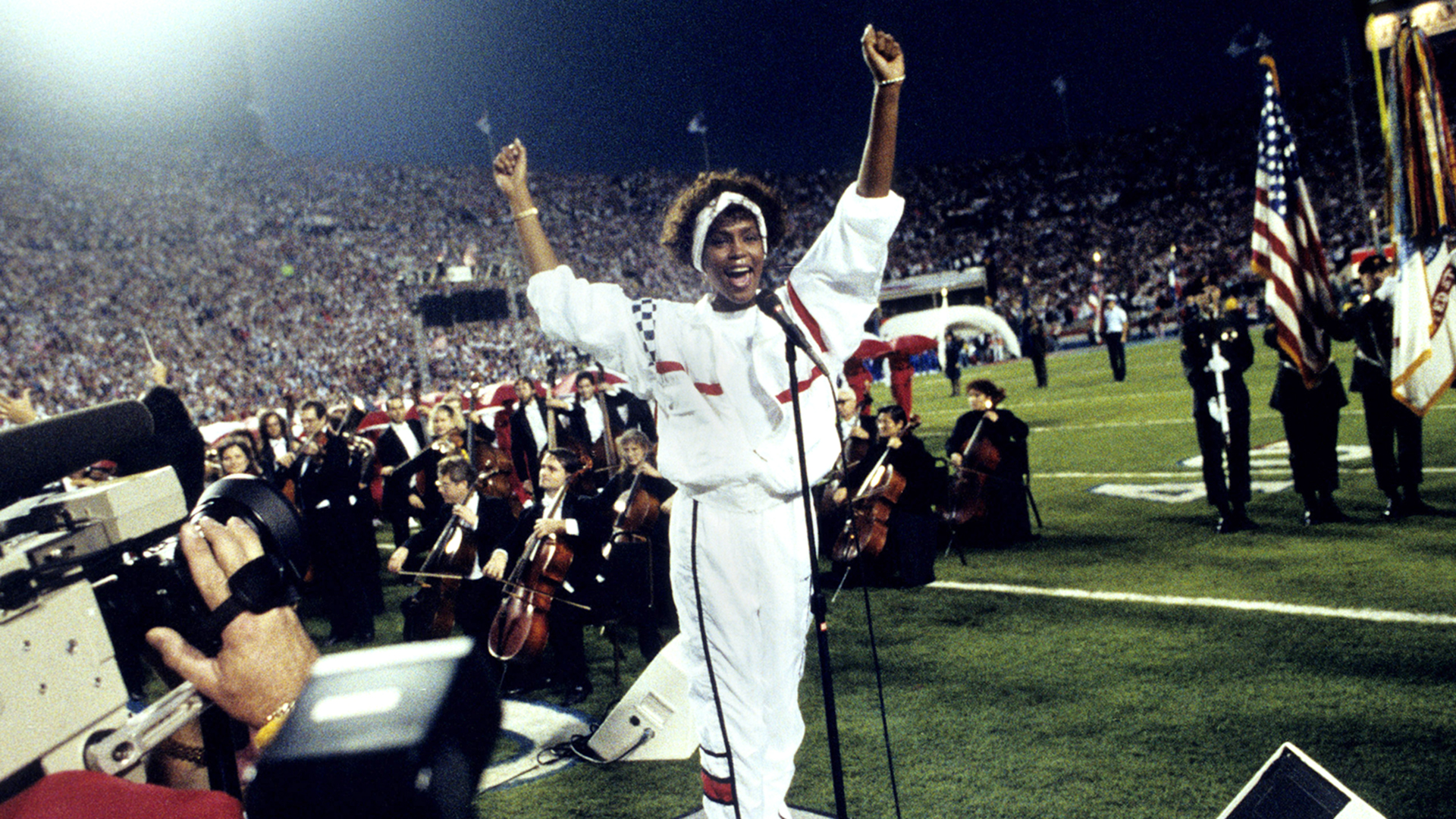 Whitney Houston S Brother Reflects On Her Super Bowl