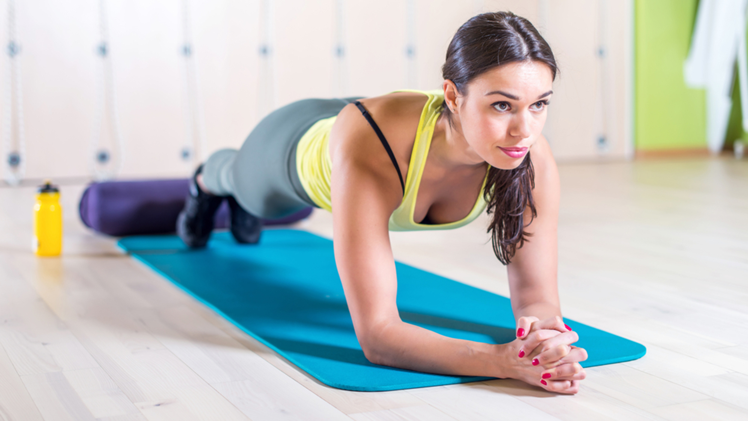 Tone up fast! 5 sculpting moves to get ready for Valentine's Day