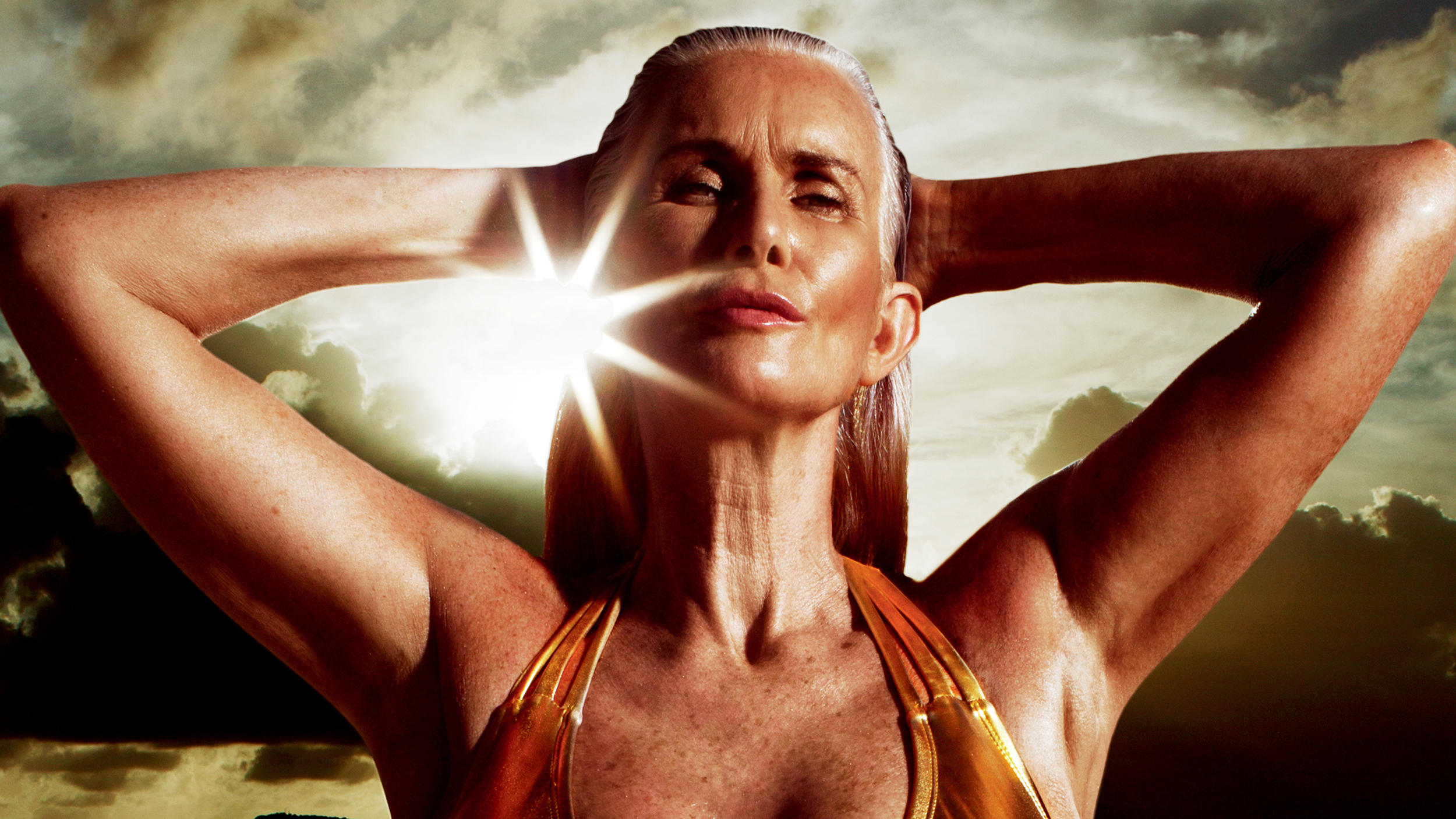 Sports Illustrated Features 56-Year-Old Model In Annual Swimsuit Issue-8076