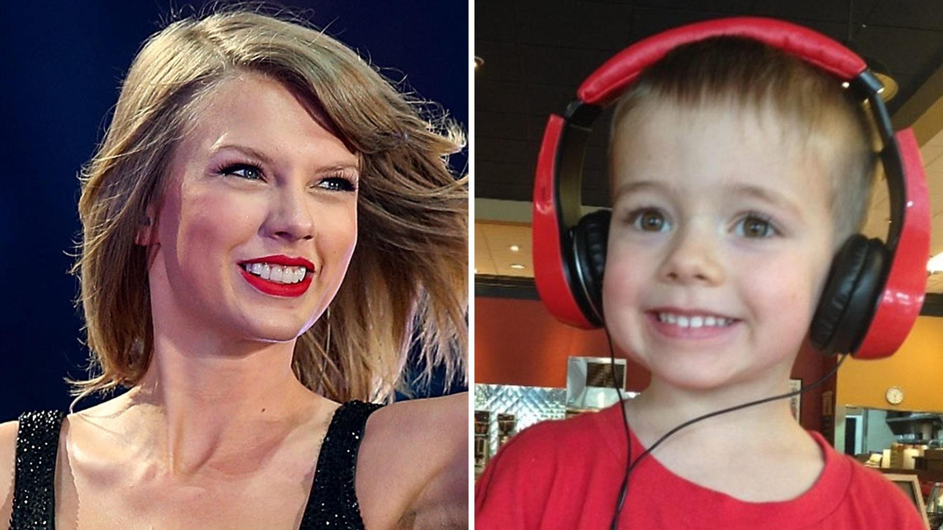 Taylor Swift Donates 10 000 So 5 Year Old Boy With Autism