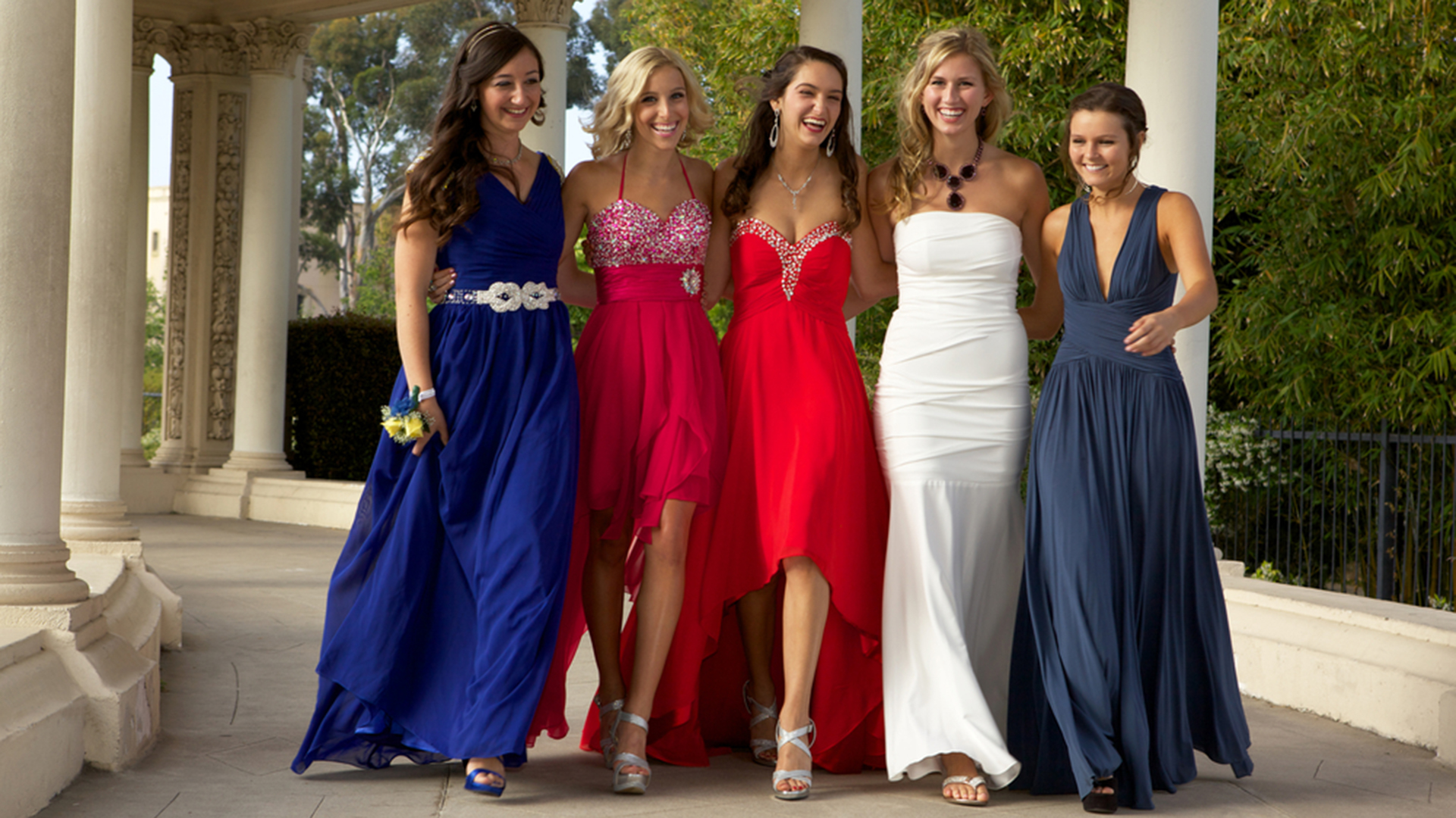 Prom dresses california