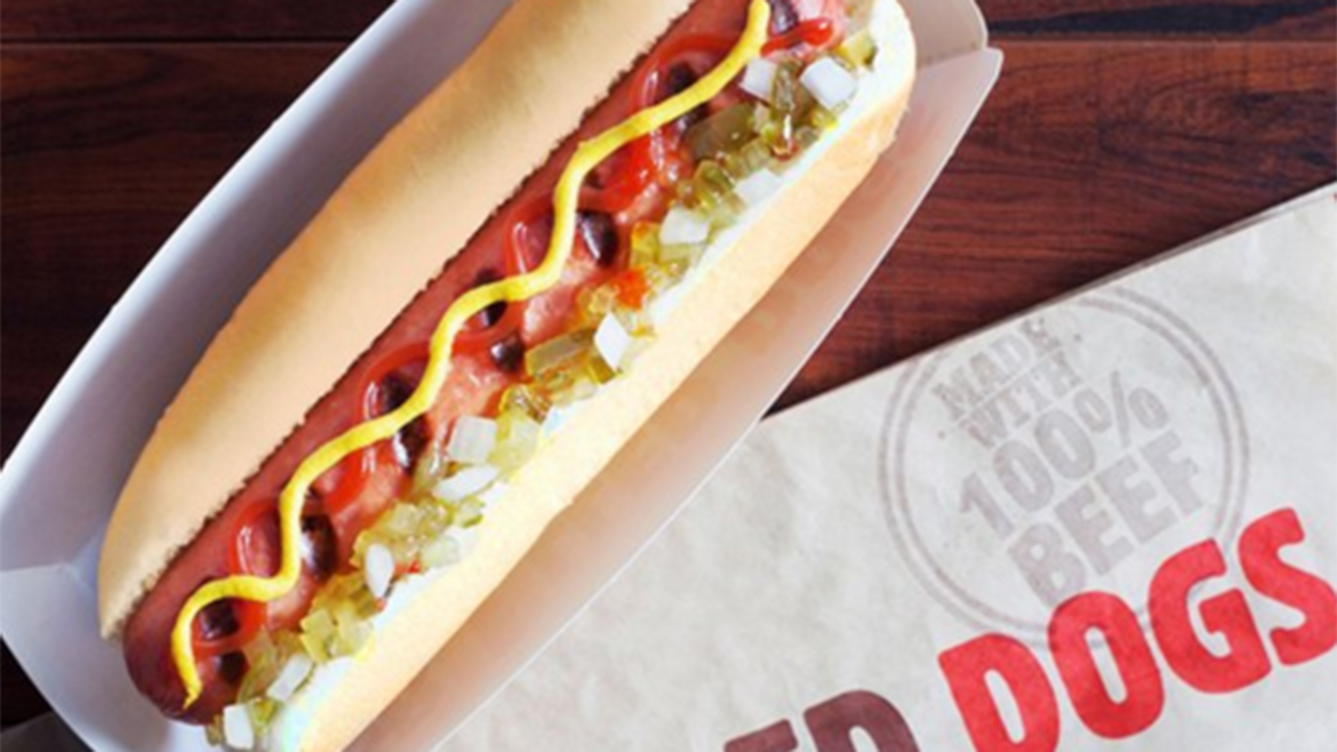 Burger King goes to the hot dogs, adds grilled franks to ...