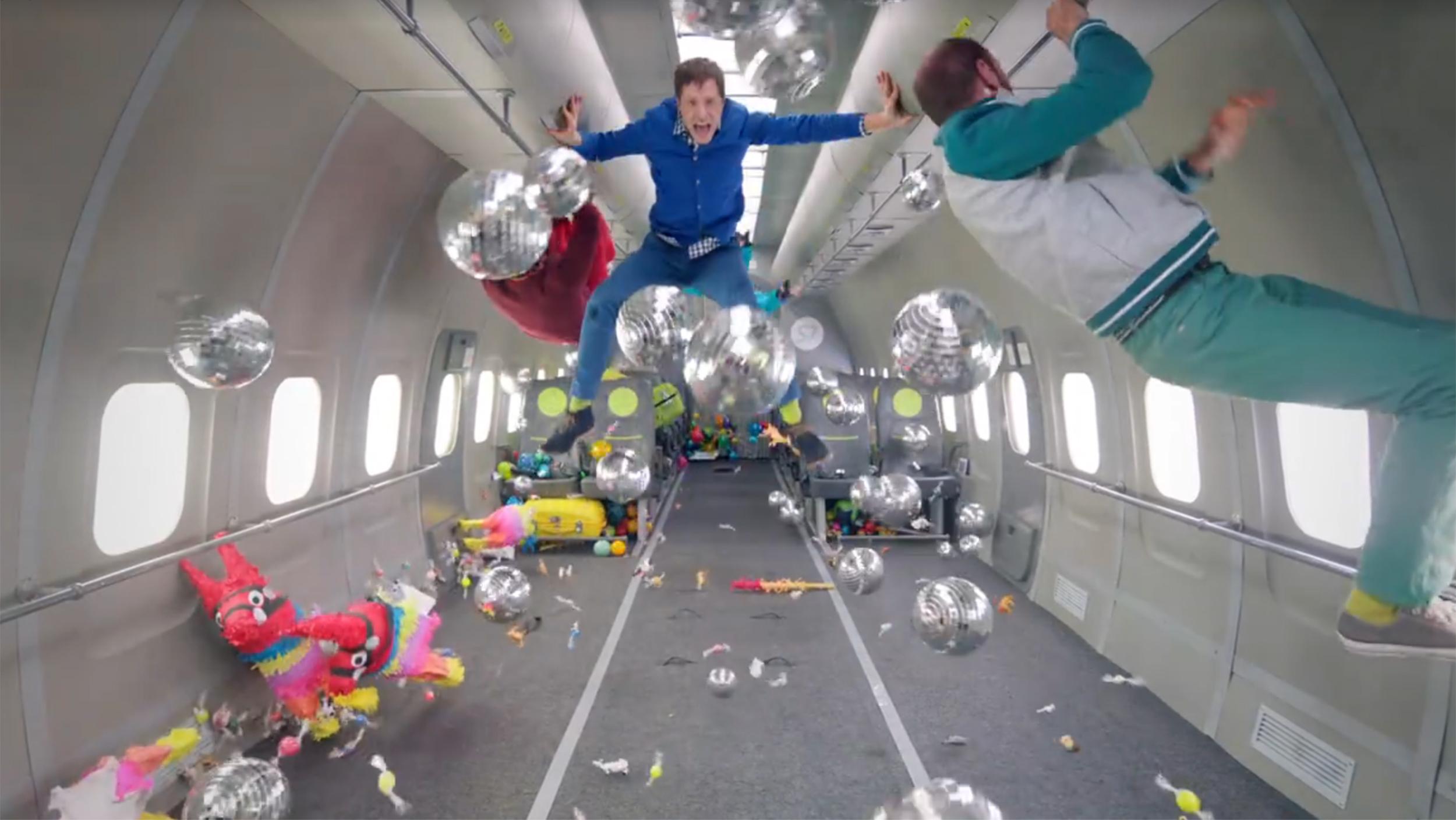 Damian Kulash OK Go soar 'Upside Dow...