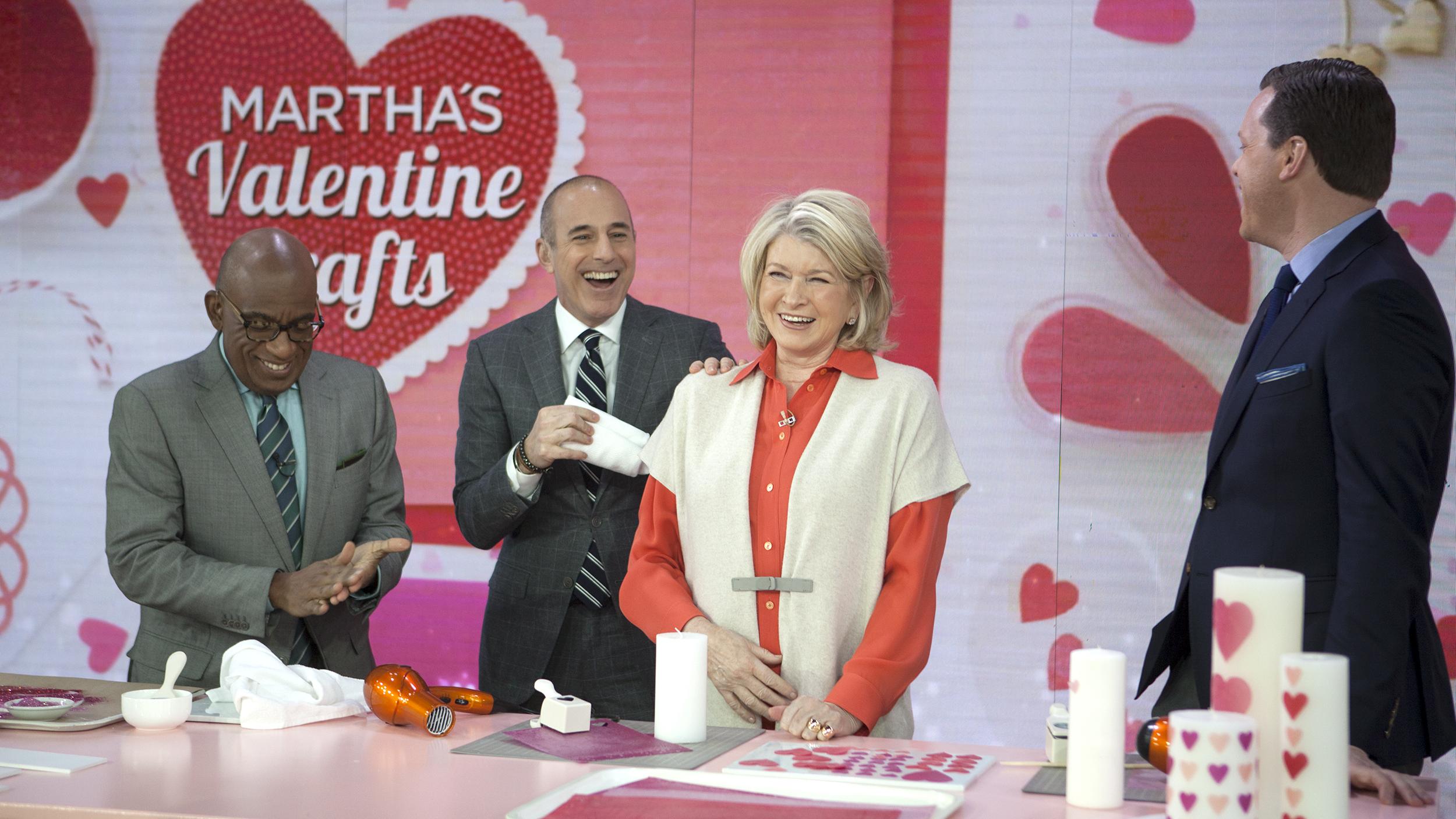 Martha Stewart S Valentine S Day Diys 3 Chic Ideas