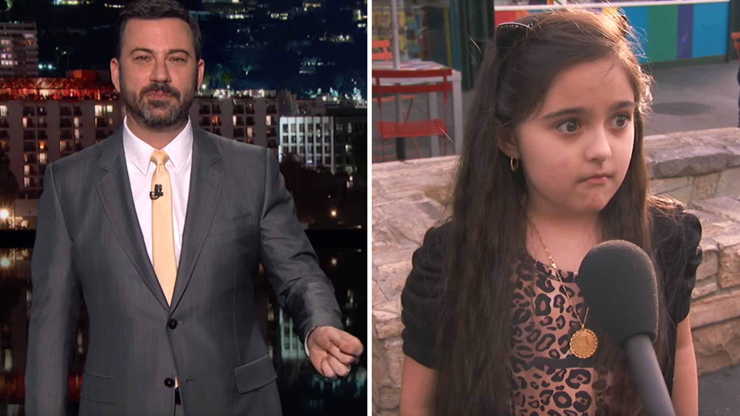 Jimmy Kimmel Has Kids Hilariously Explain What Love Is ...