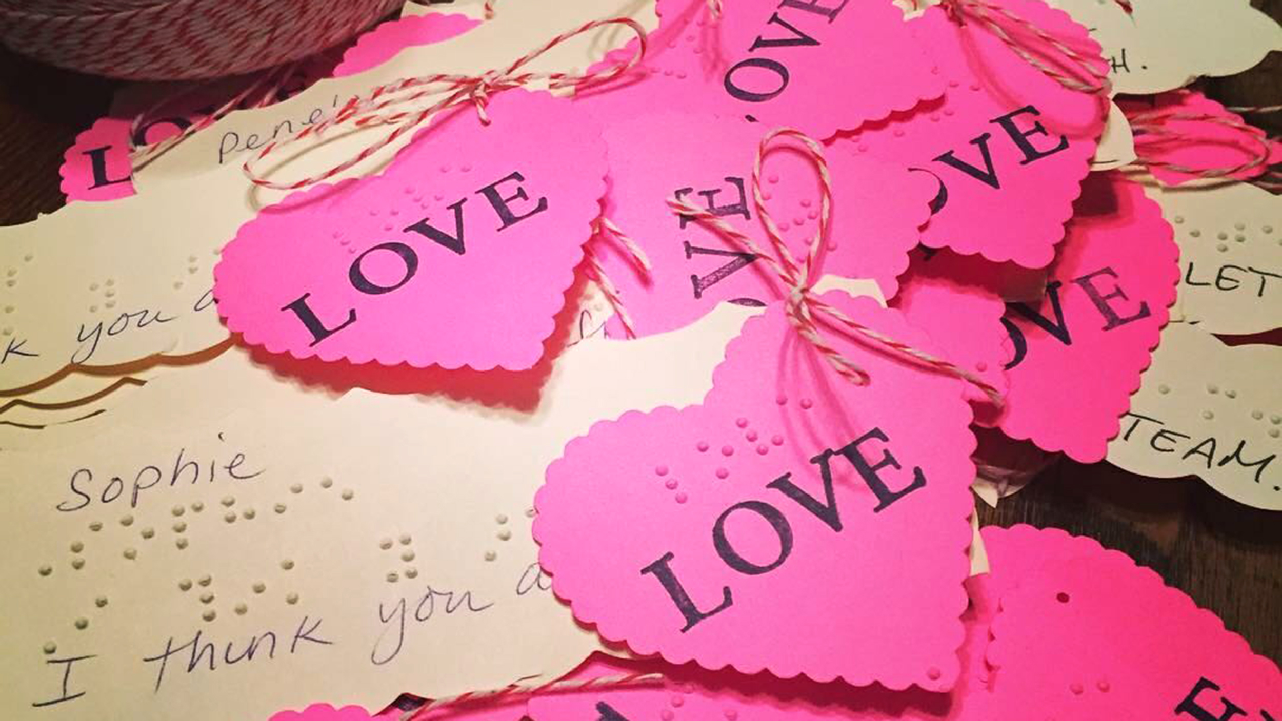 The sweetest Valentine Blind second grader crafts homemade – Anonymous Valentine Card