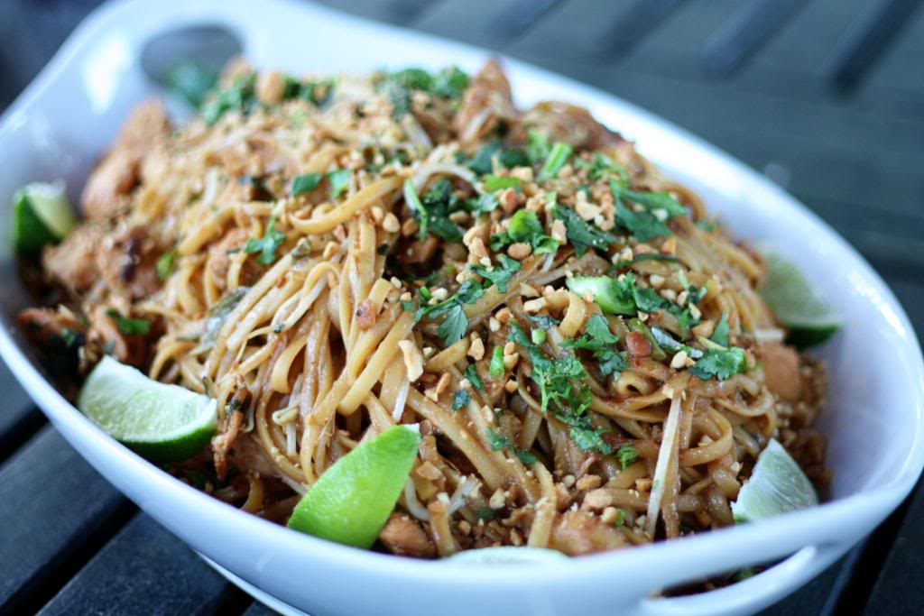 ... takeout and make this easy chicken pad Thai recipe at home - TODAY.com