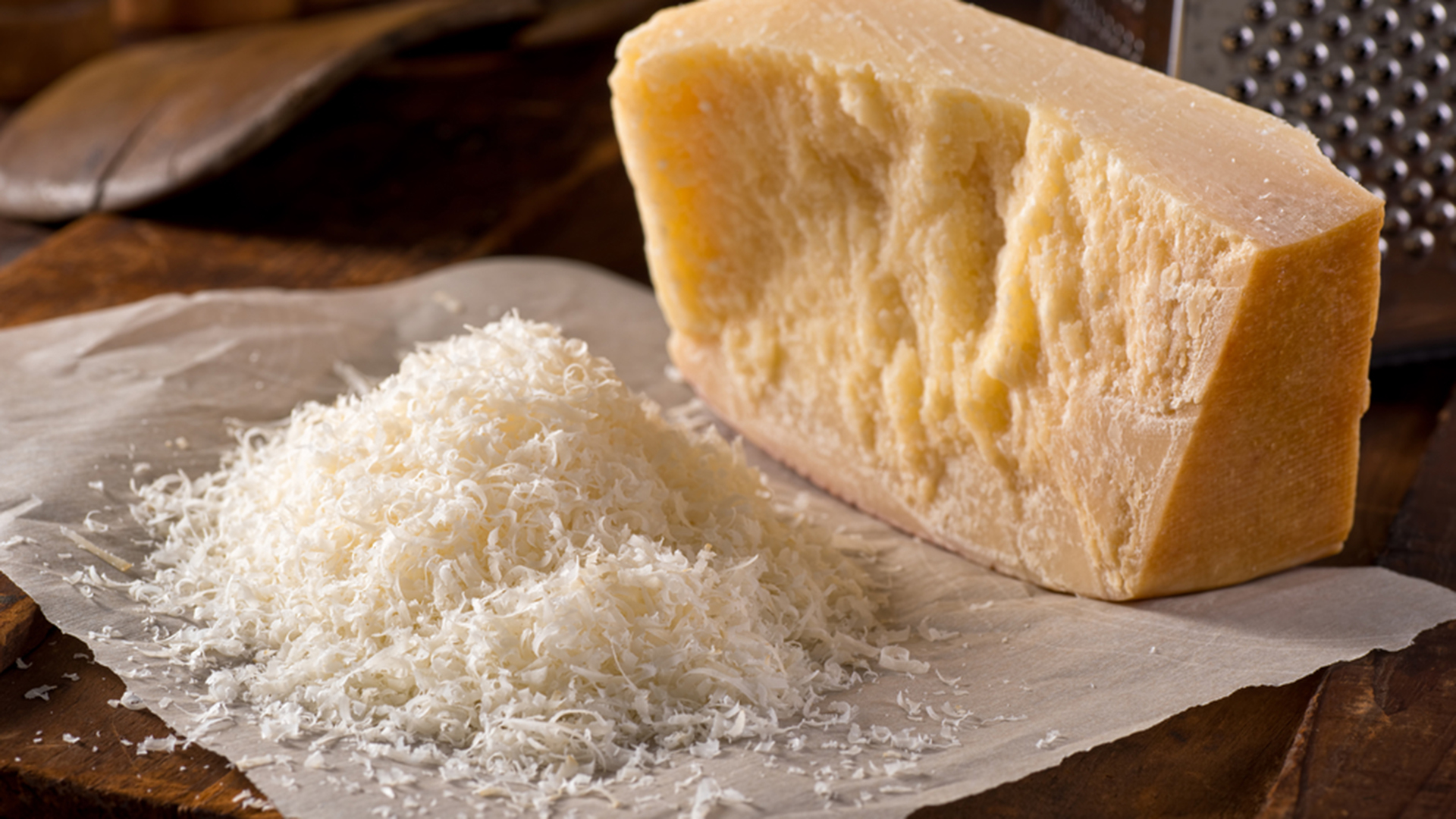 How to make sure you're getting real Parmesan cheese ...