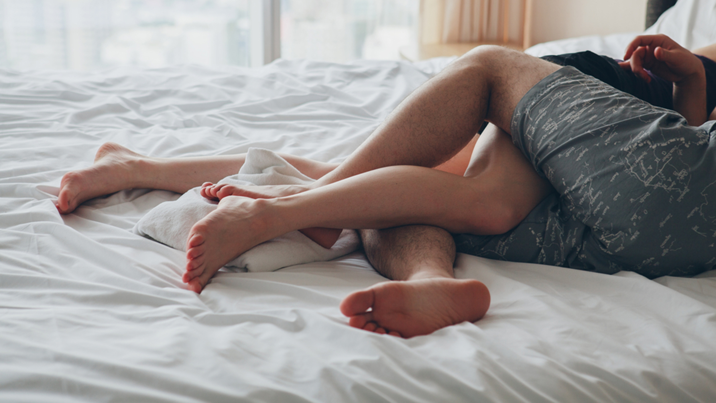 How do i know if my husband is sexually satisfied