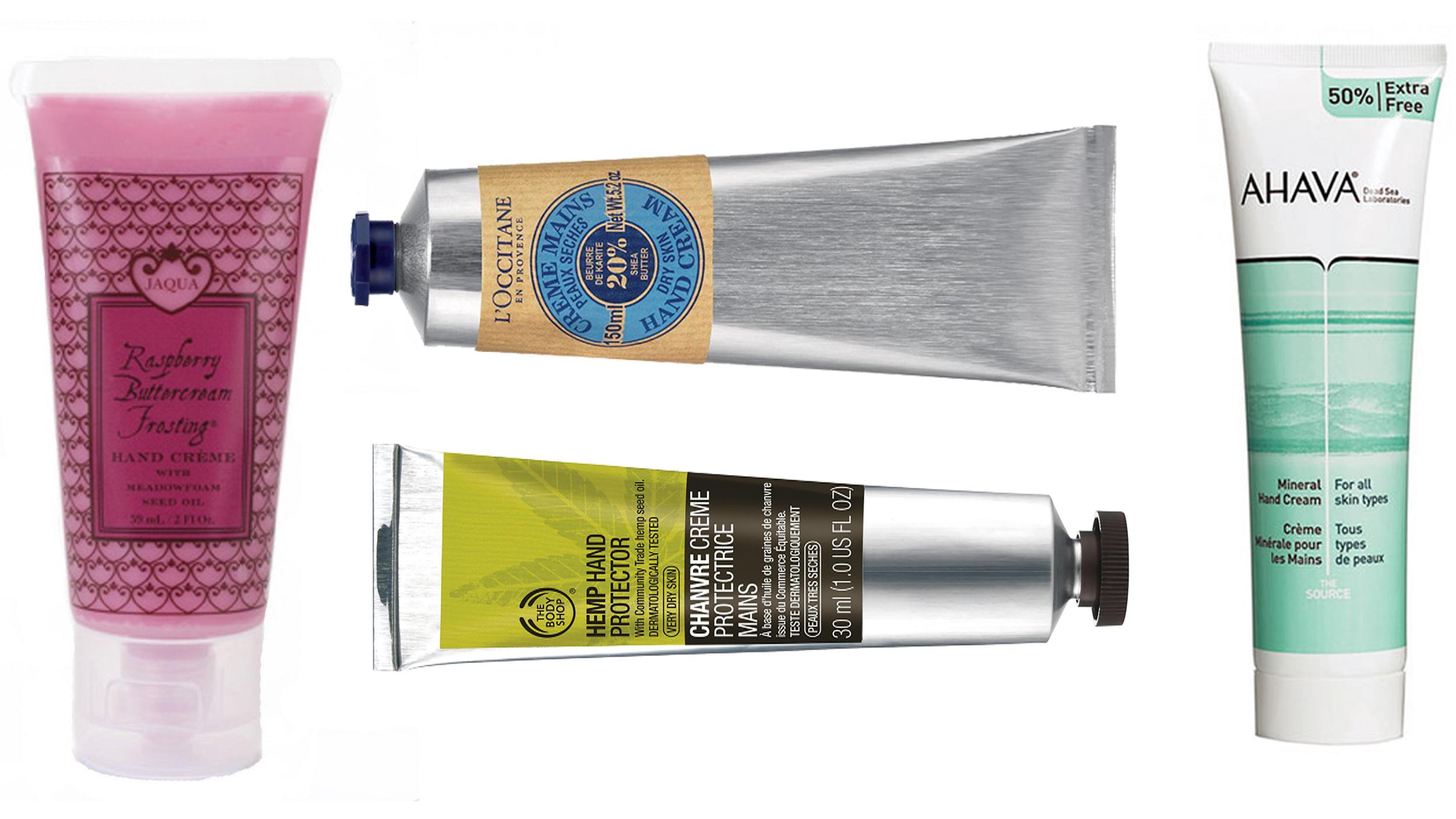 Soften Up! The 6 Best Hand Creams