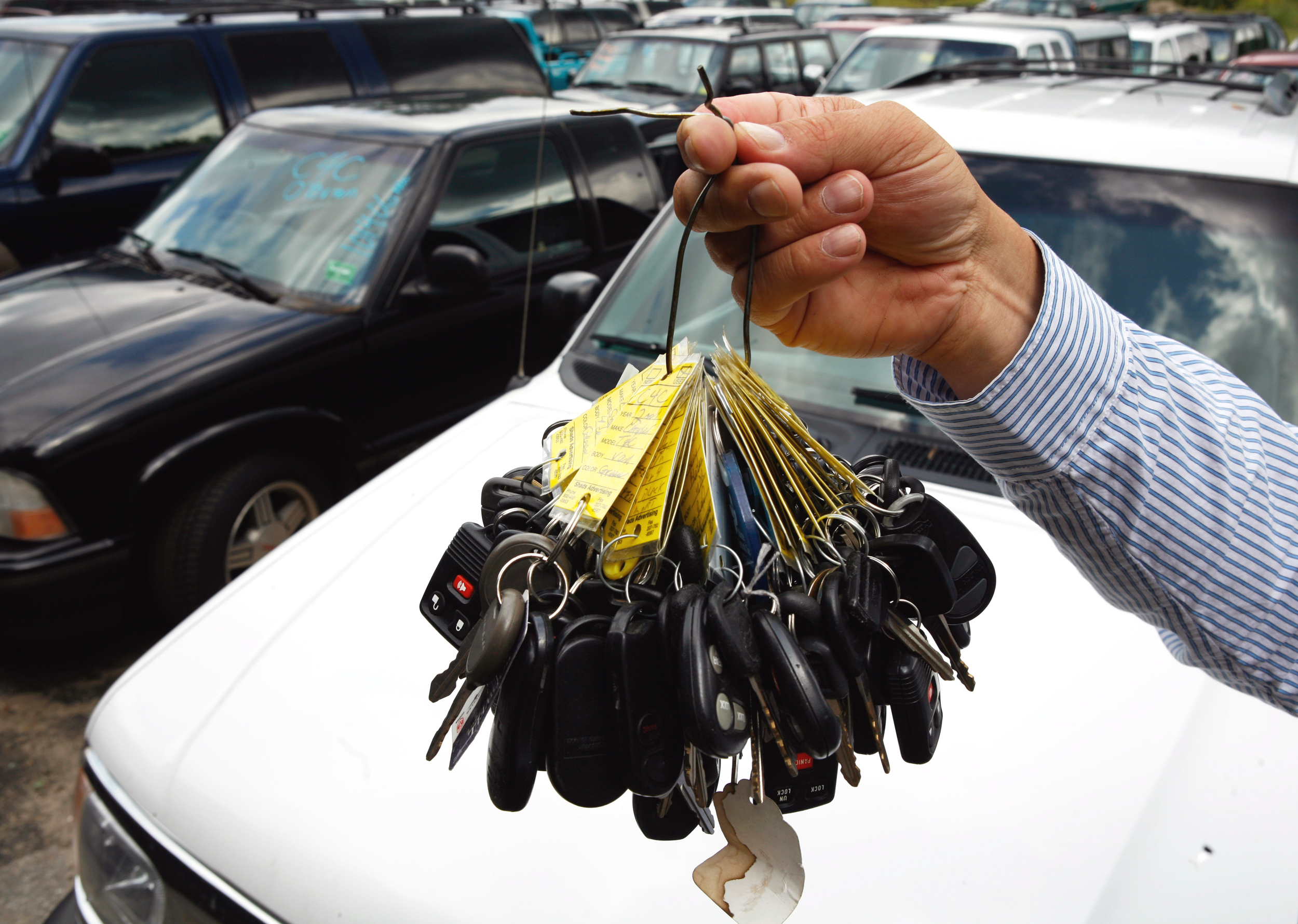 Forget Your Keys? Your Next Car May Be Unlocked With Your Smartphone