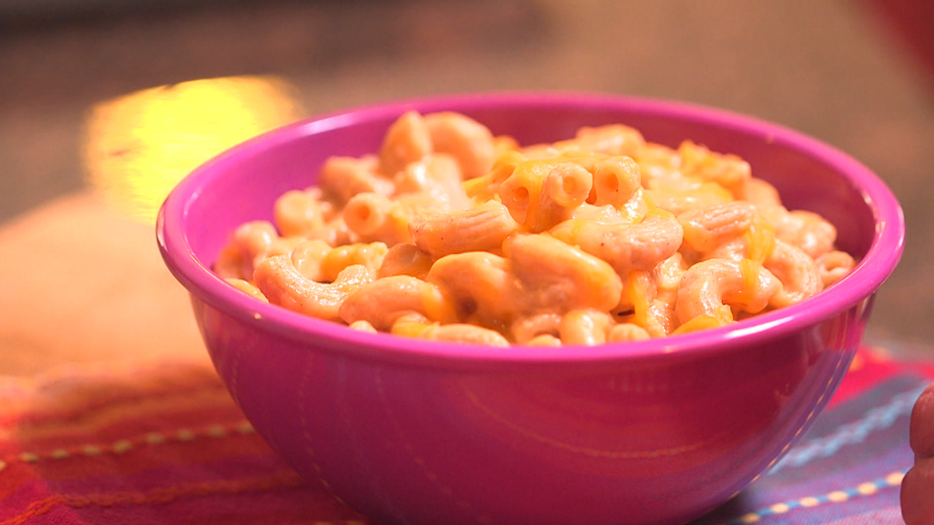 Give Buffalo wings, mac and cheese and other comfort foods a healthy ...