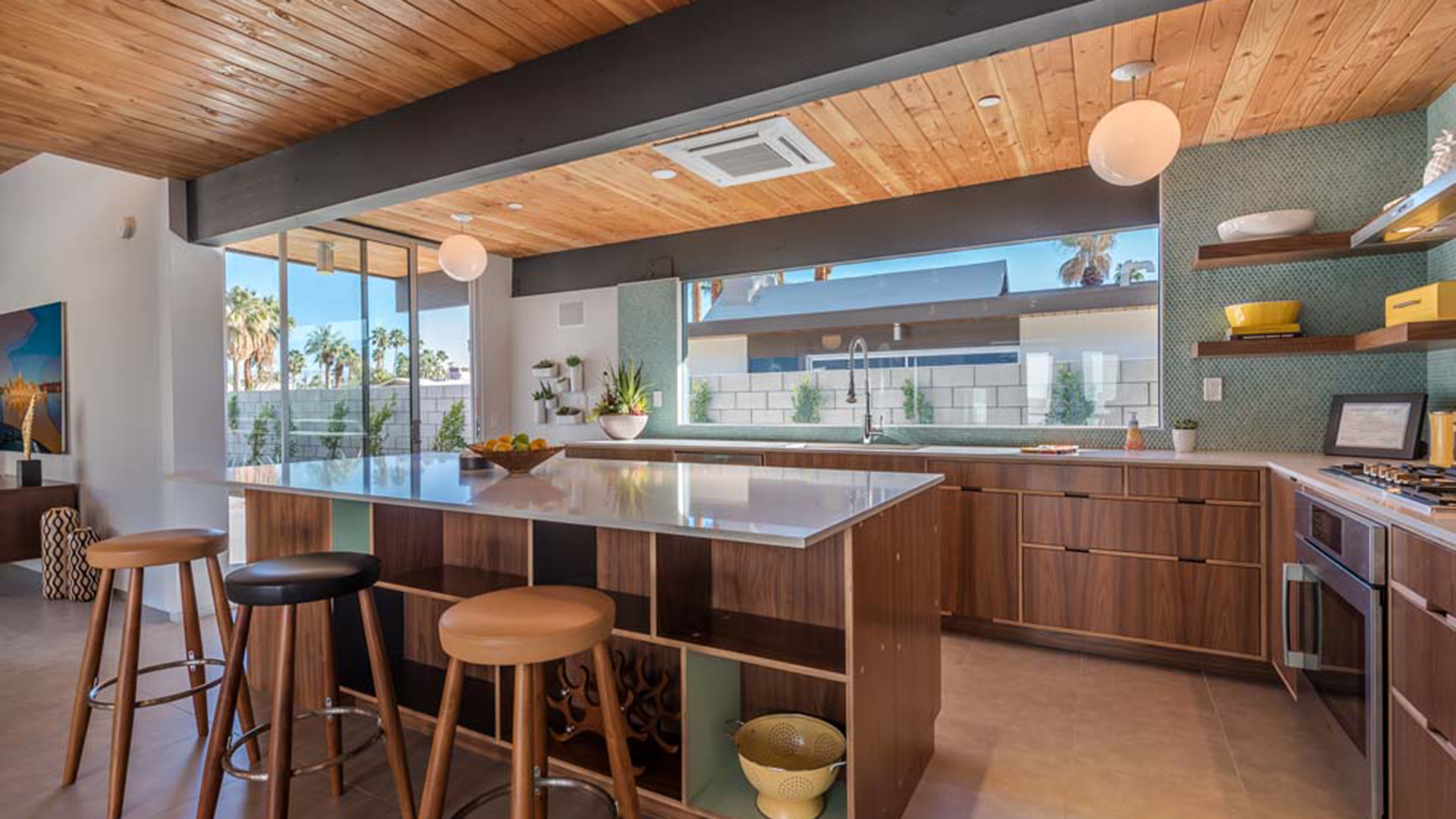 retro wonder see inside this luxe mid century home today com