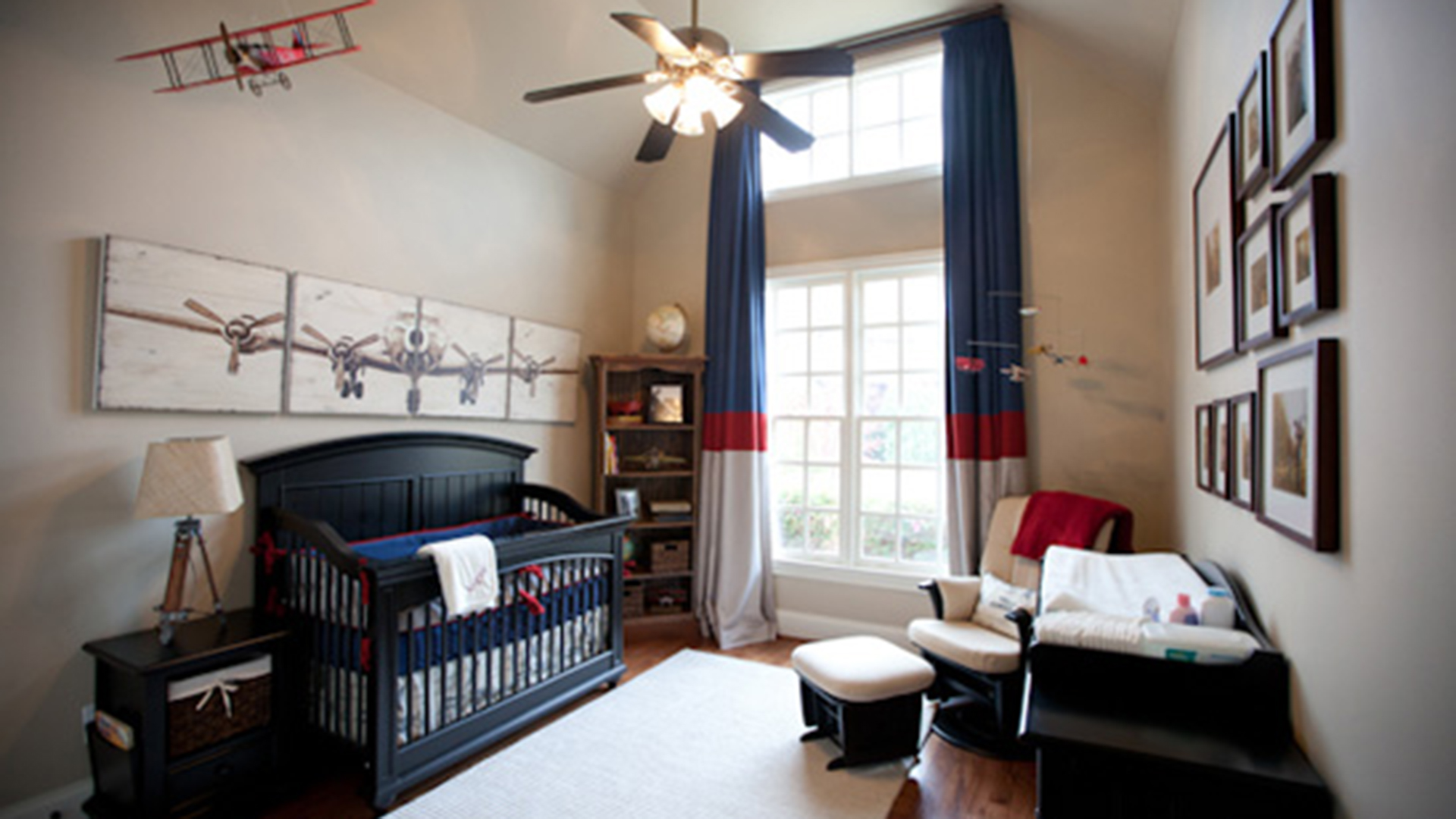 Boy Nursery Ideas From Pinterest