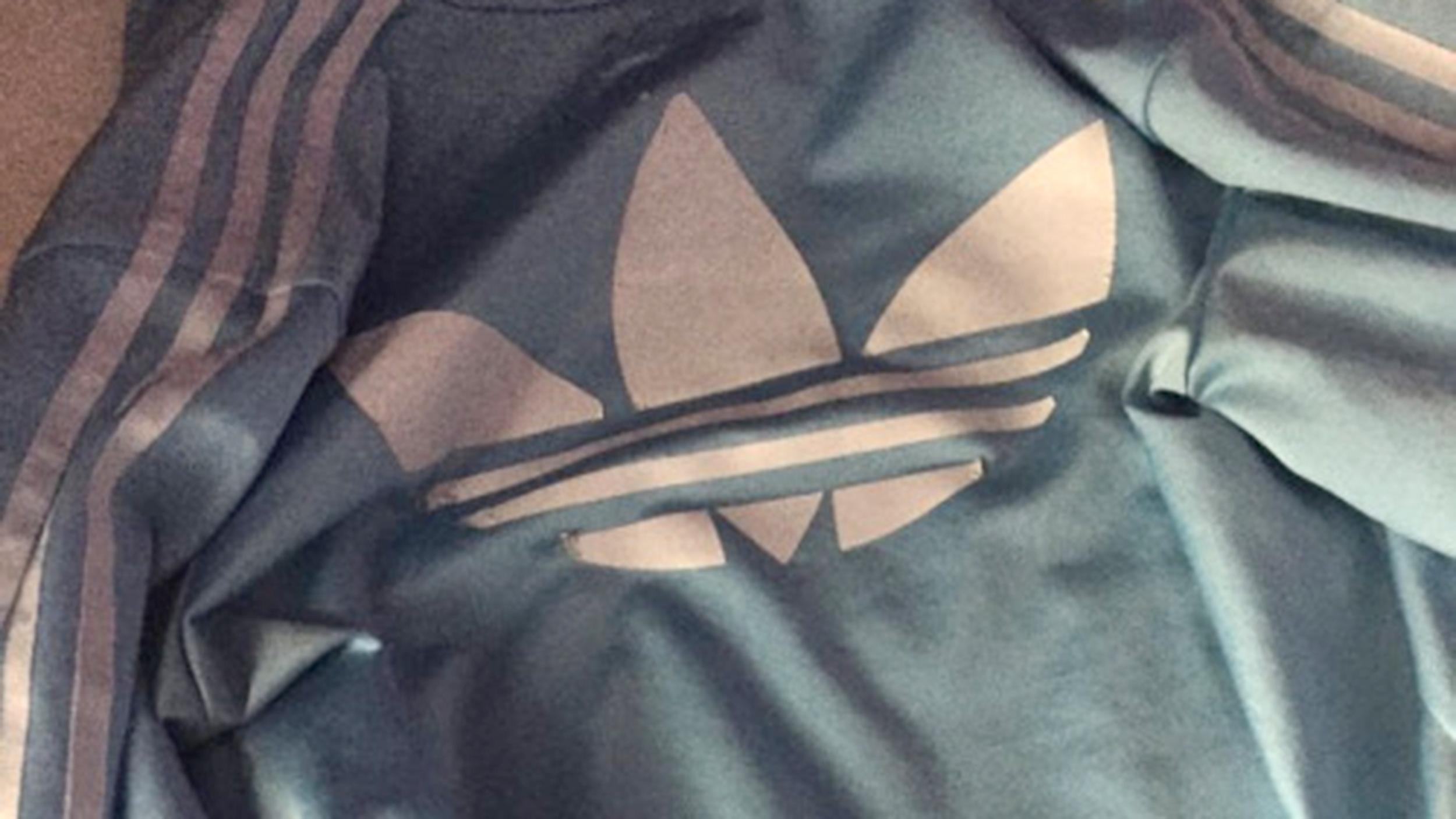 adidas jacket color