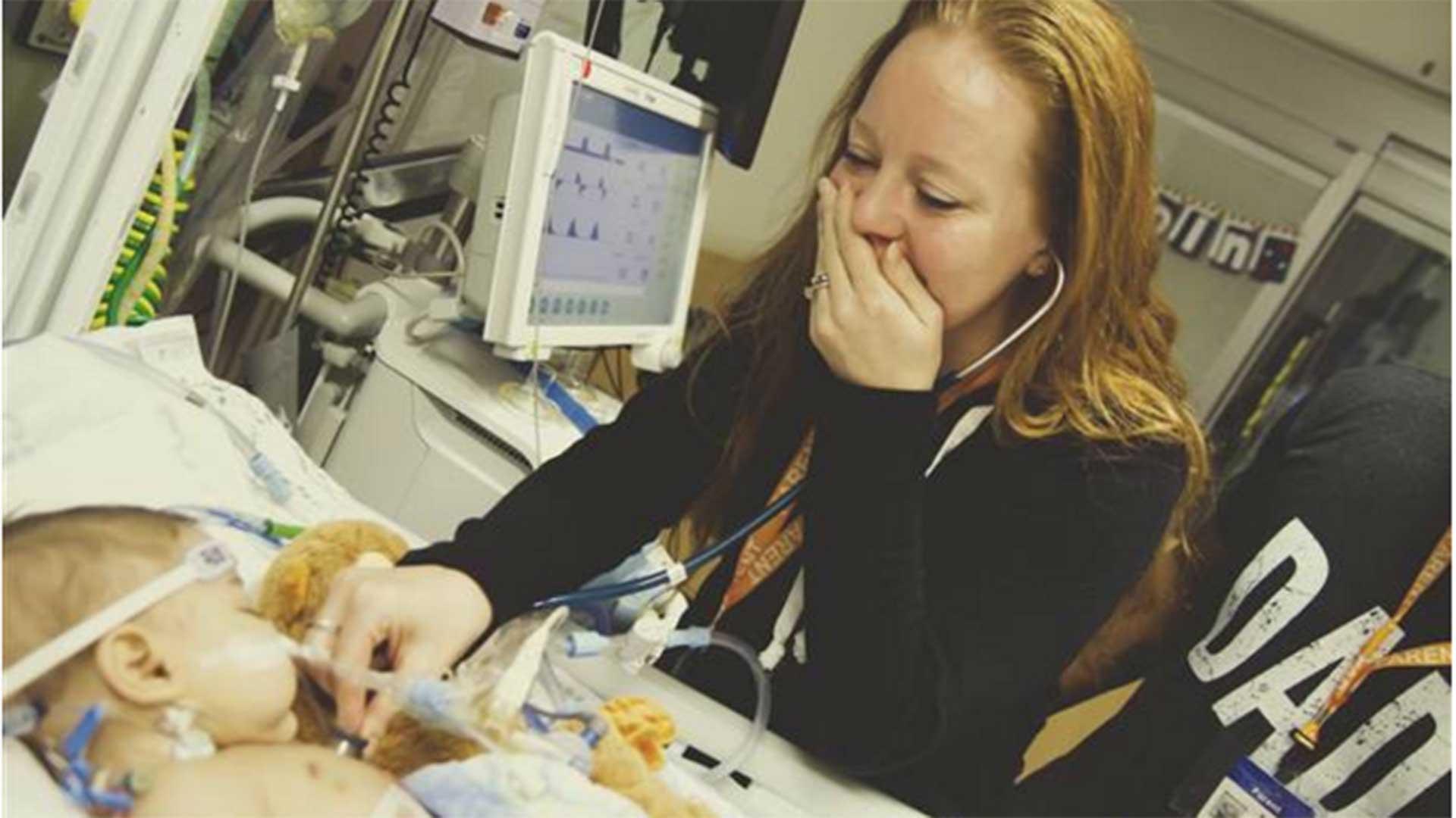 Baby Donor Heart Tease