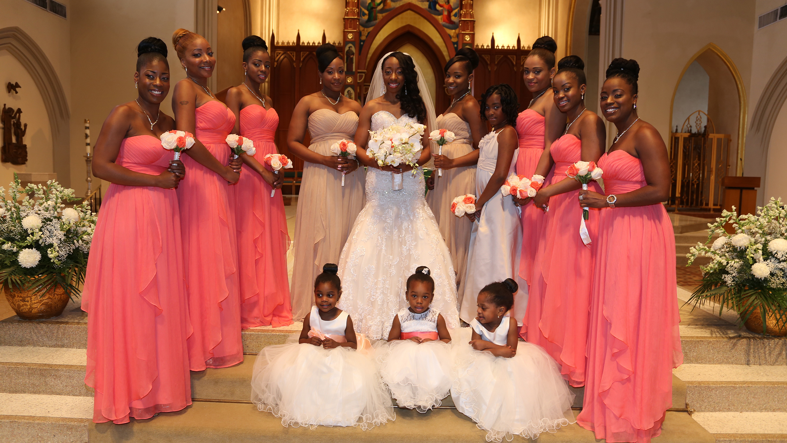 Bridesmaids and bridal party tips what i wish i knew for Wedding party decorations