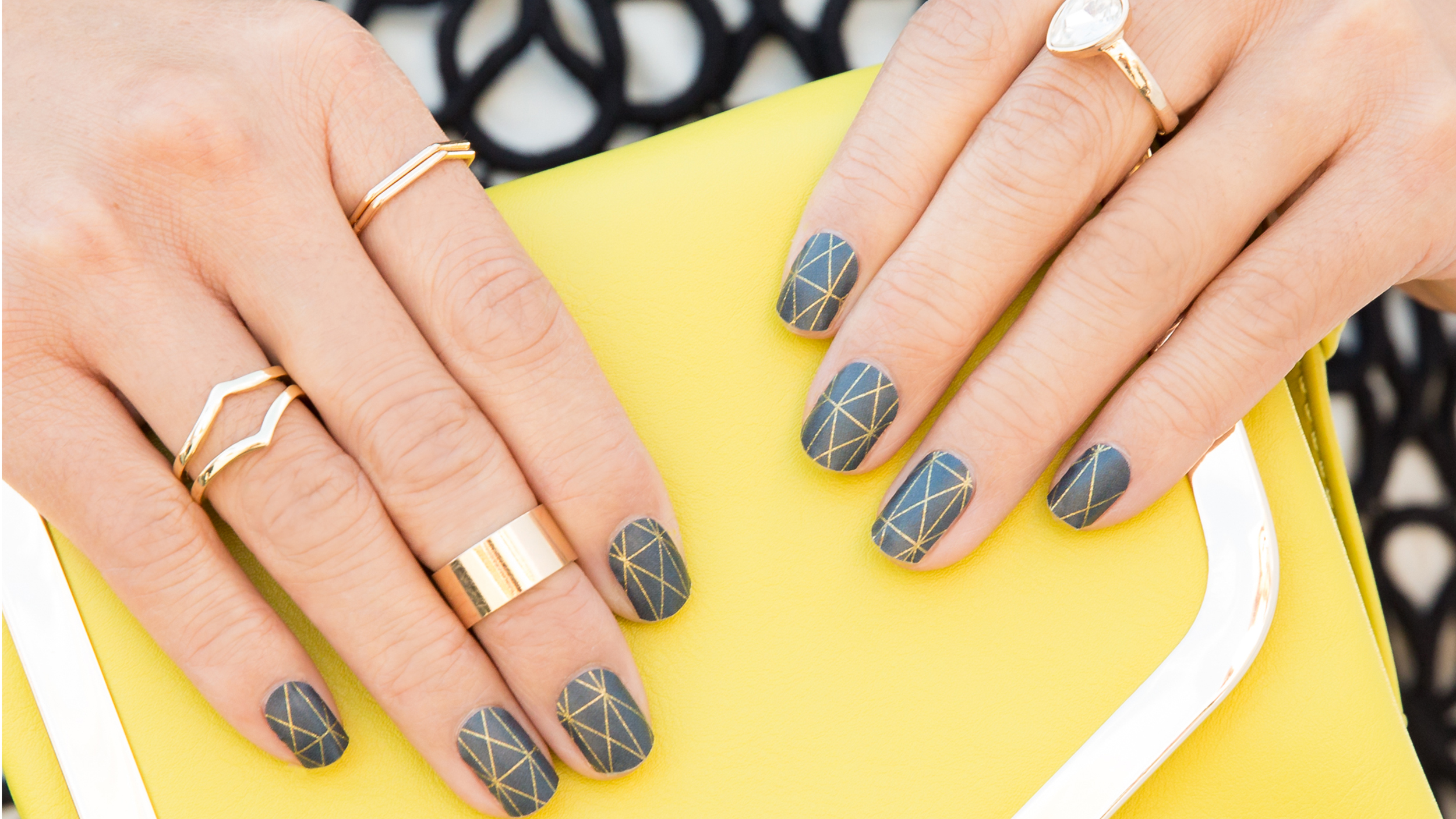 Best Nail Stickers To Try Now Jamberry Pop Nailsnaps And Other Decals