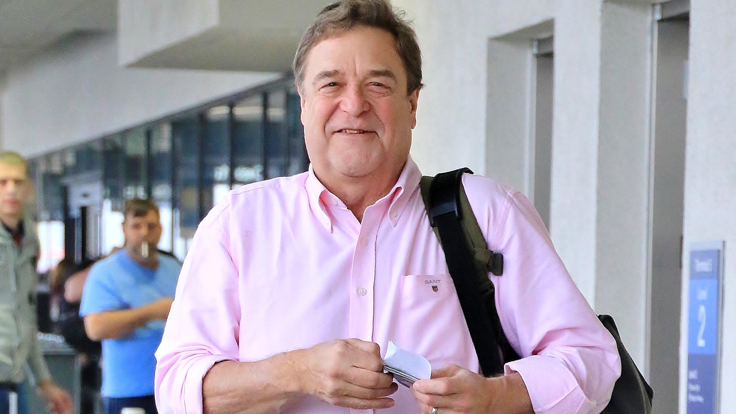 john goodman health