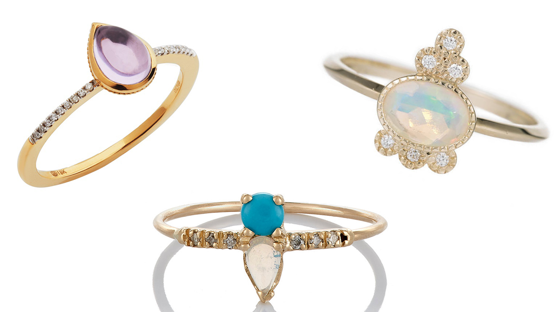 Unique Engagement Rings For The Modern Bride