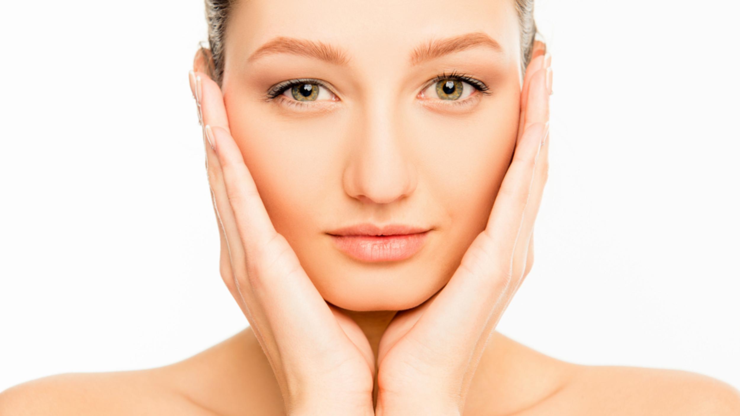 Very sensitive facial skin
