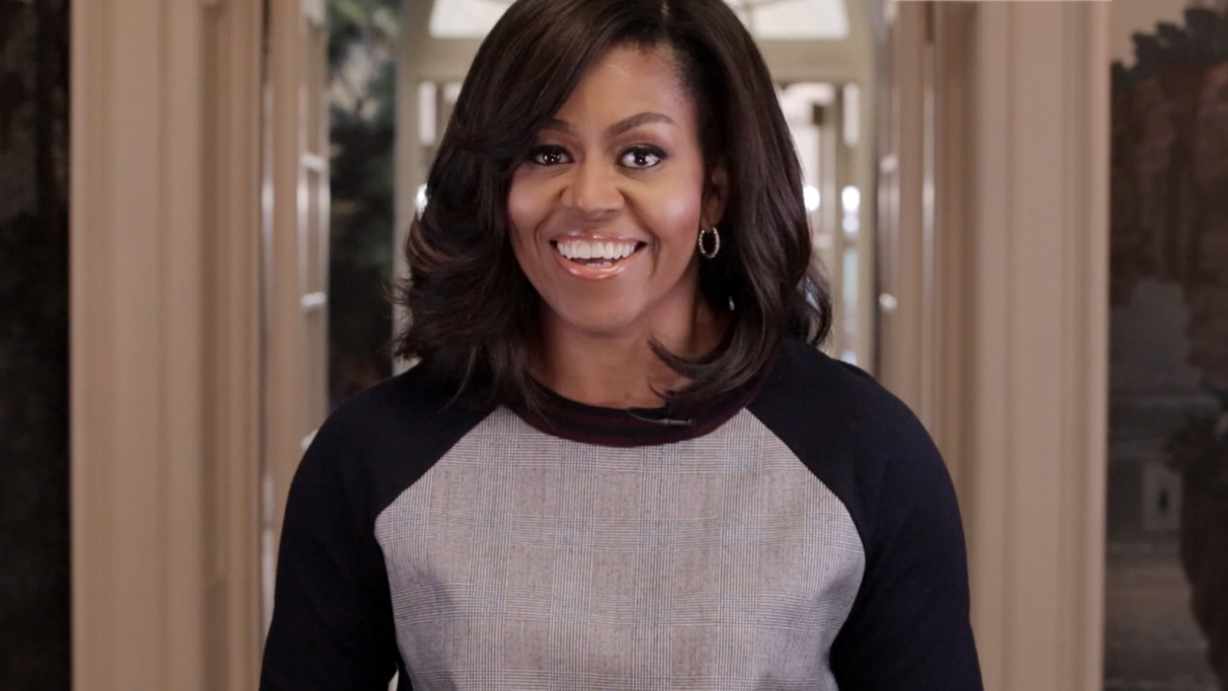 Michelle Obama planted beets around the White House 03/17/2011 15
