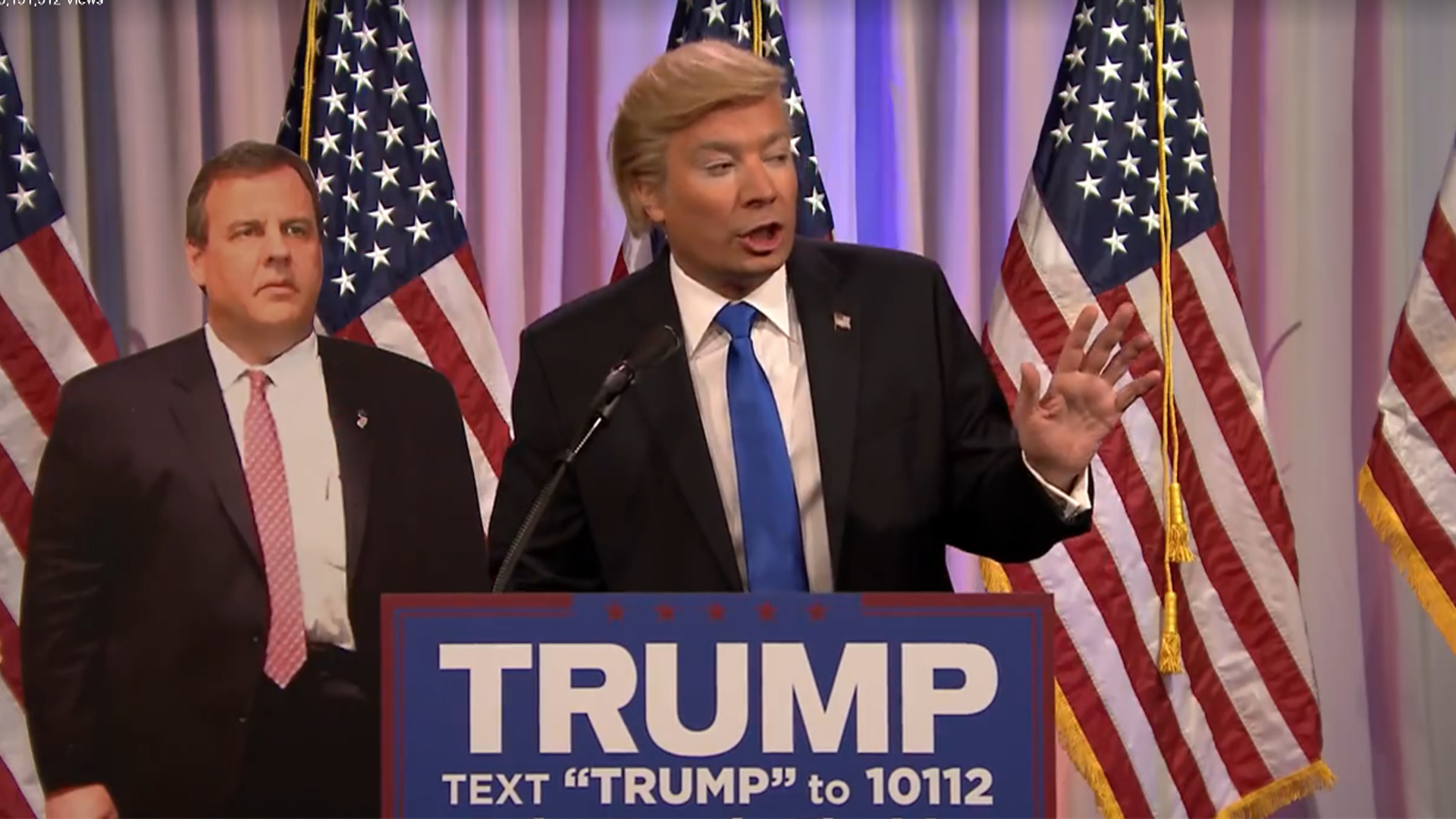 Watch Jimmy Fallon impersonate Donald Trump in hilarious 'Super Tuesday' speech - Today.com