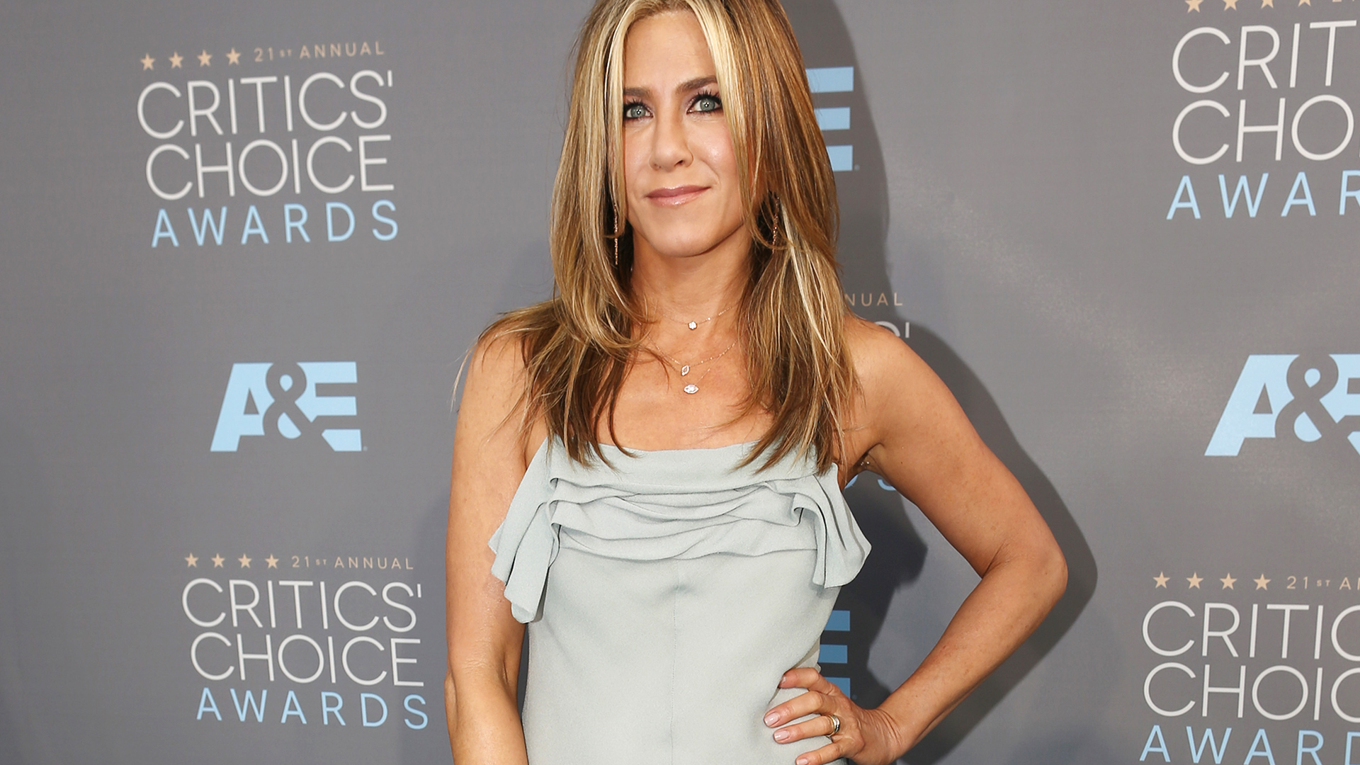 aniston shares daily workout routine and