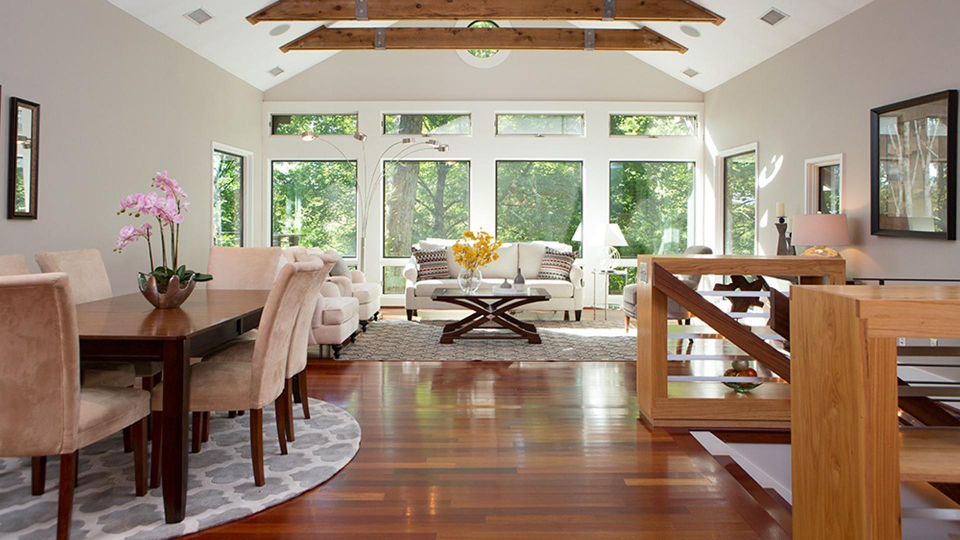 Kesha lists her serene nashville home take a tour for Living room today