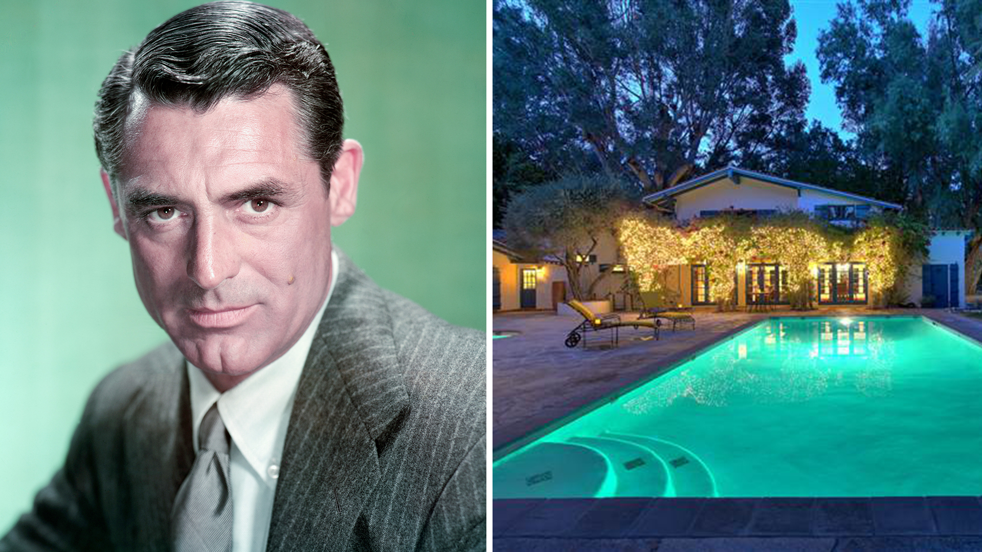 Cary Grant S Former Palm Springs Home Is For Sale Today Com