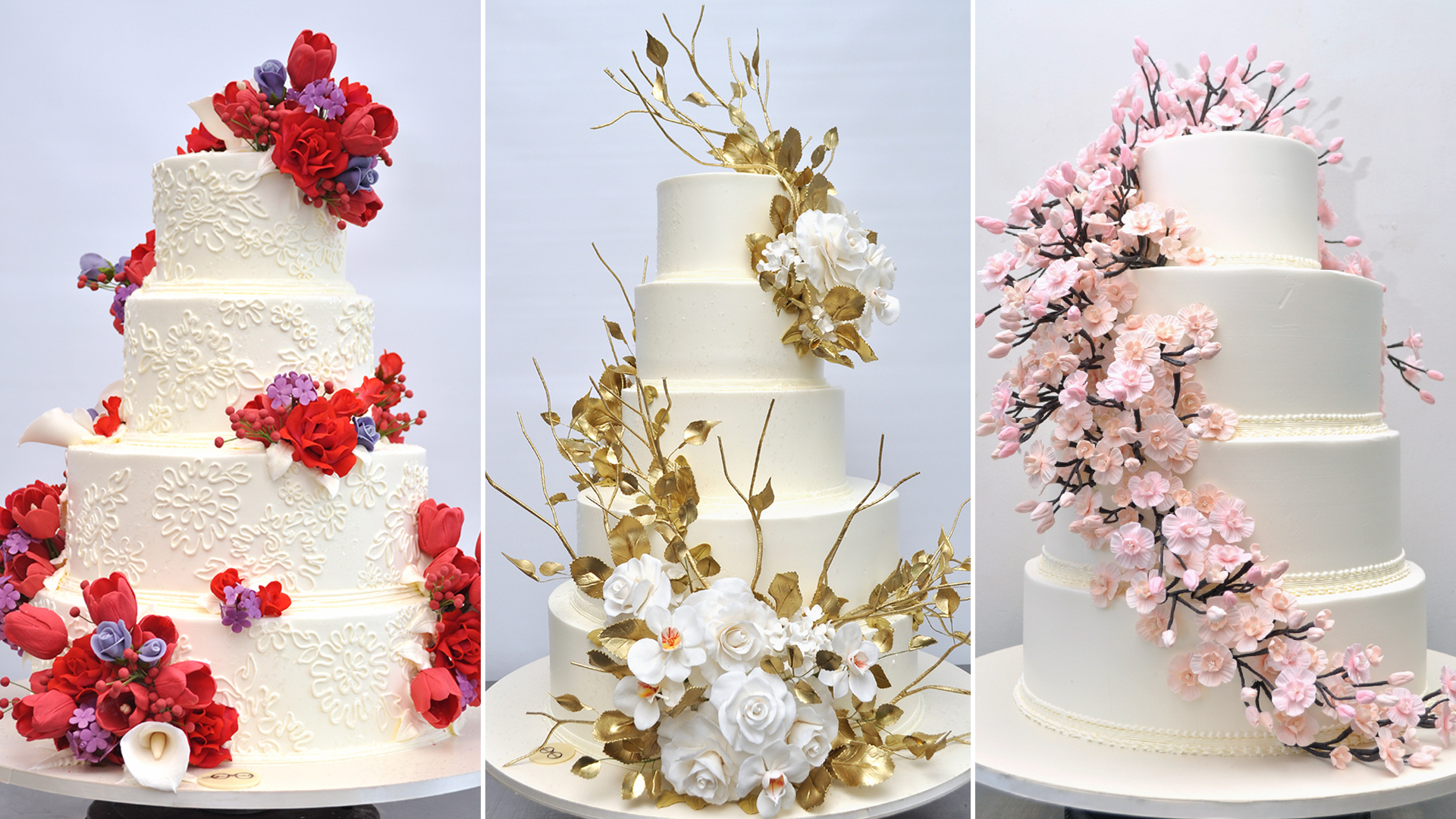 Wedding cakes: Toppers & ideas