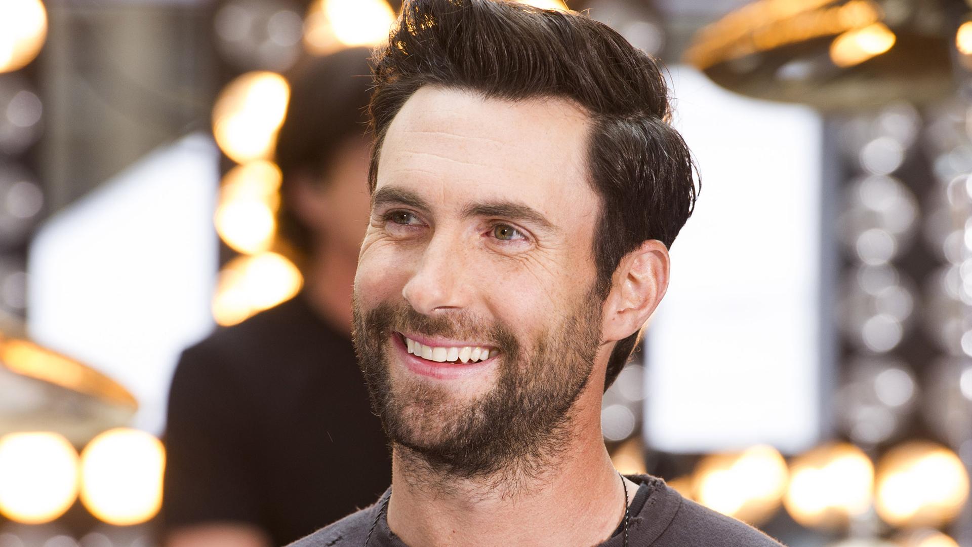 Adam Levine's Mohawk Hair Is His Wildest Style Yet