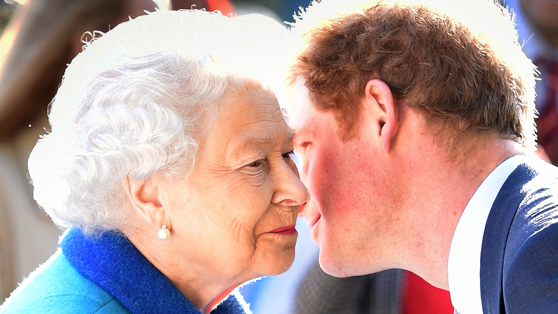 Prince Harry Honors Remarkable Grandmother Queen Elizabeth