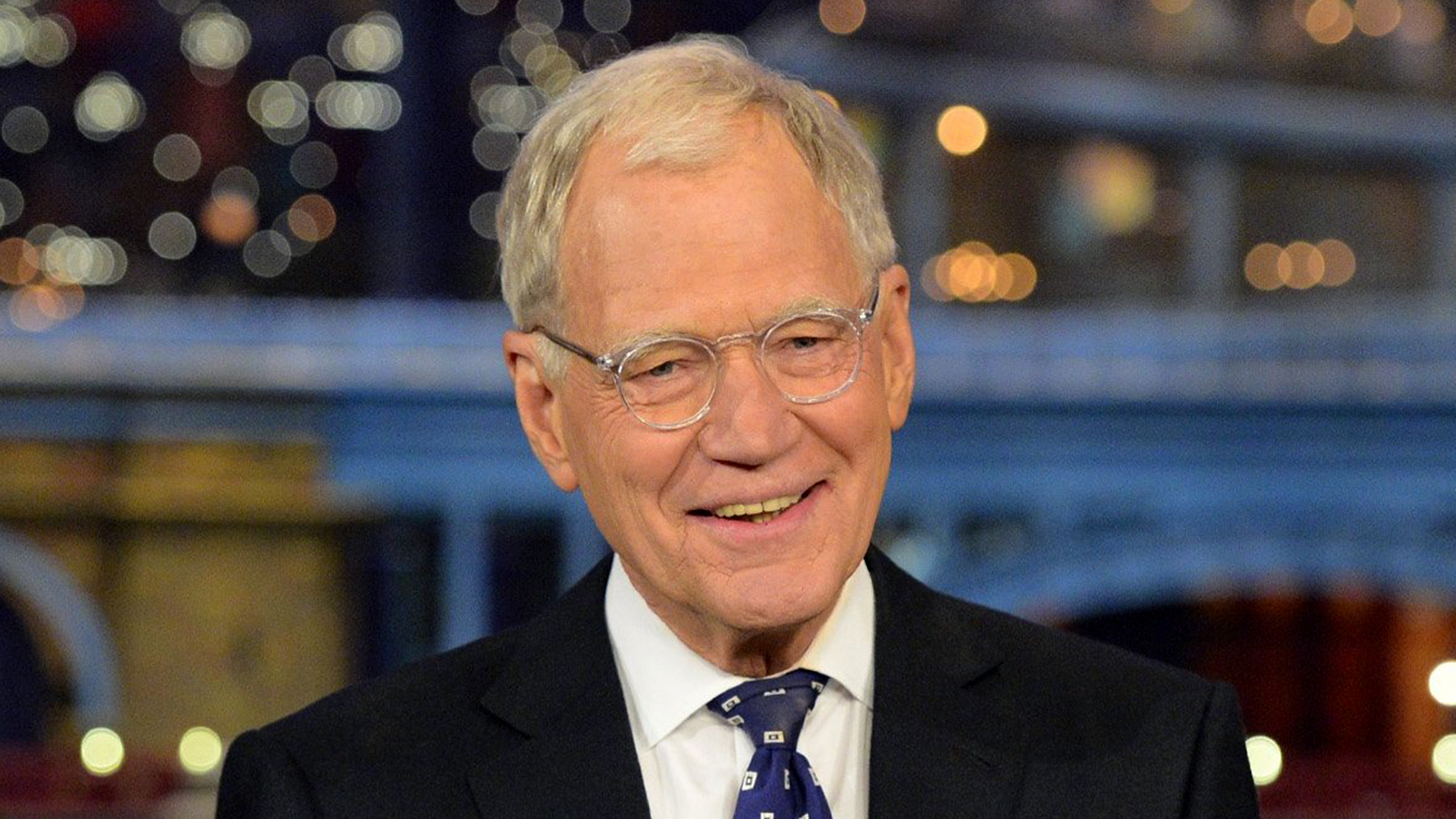 David Letterman Is Now Bald Bearded And Completely