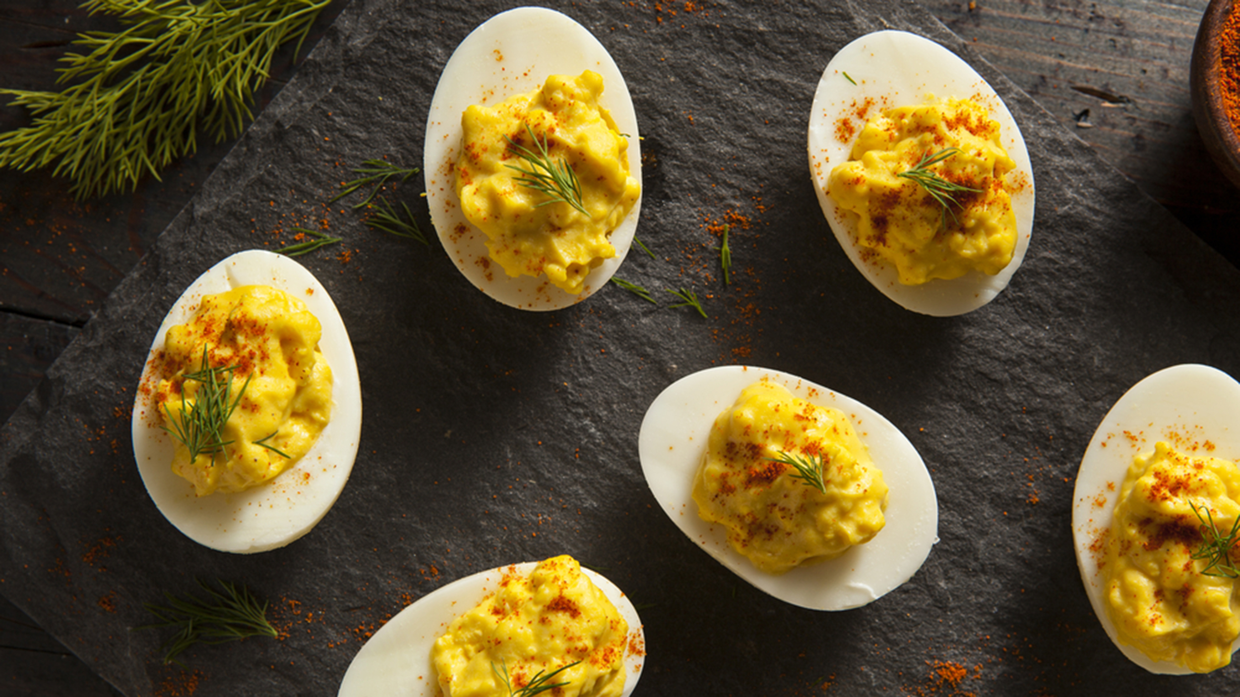 How to make the perfect deviled eggs - TODAY.com