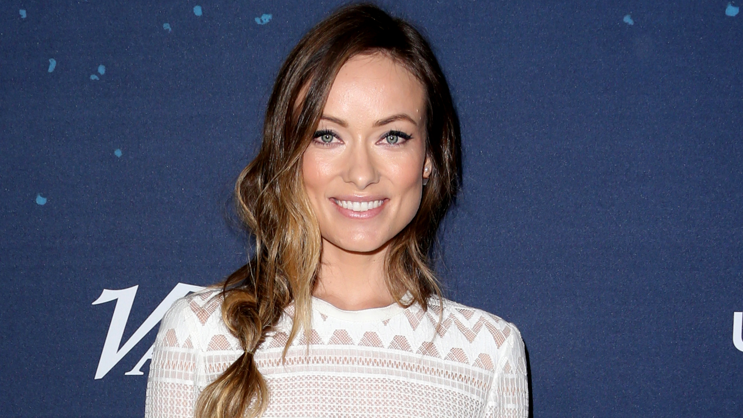 Smile See Olivia Wilde S Adorable Photo Of Son Otis At