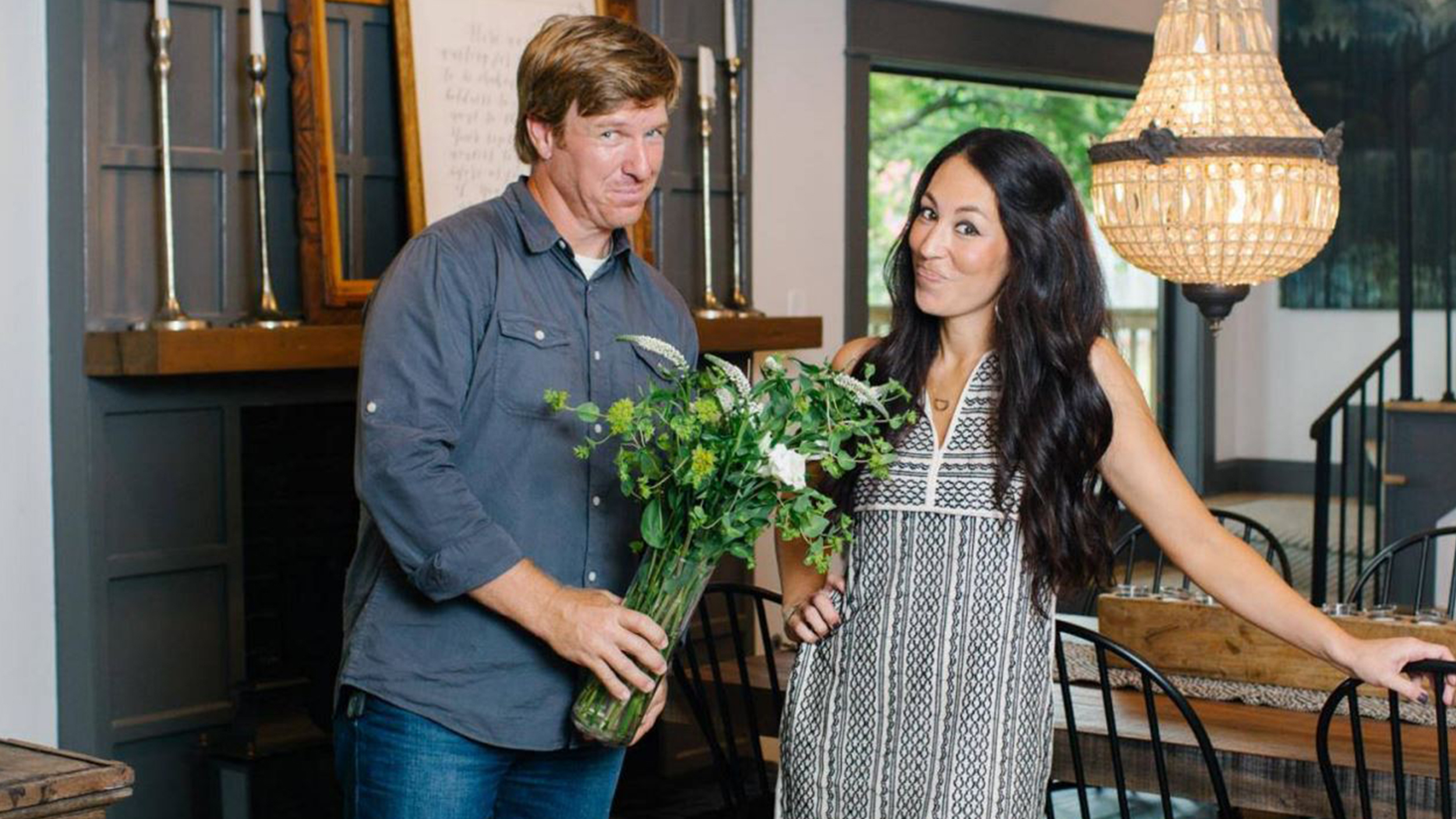 'Fixer Upper': Chip And Joanna Gaines Reveal Their Worst