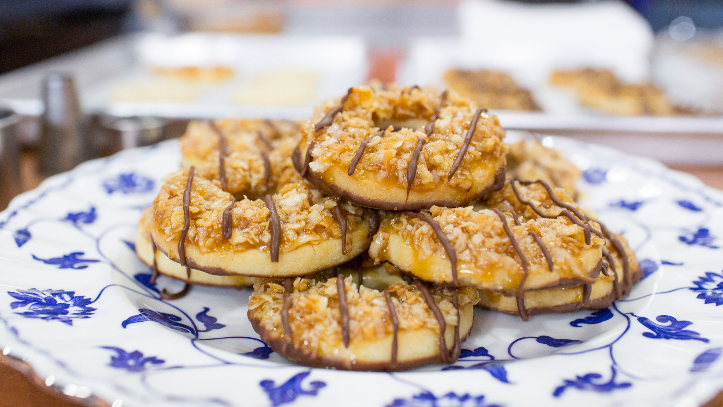 How to make Tagalongs and Samoas at home - TODAY.com